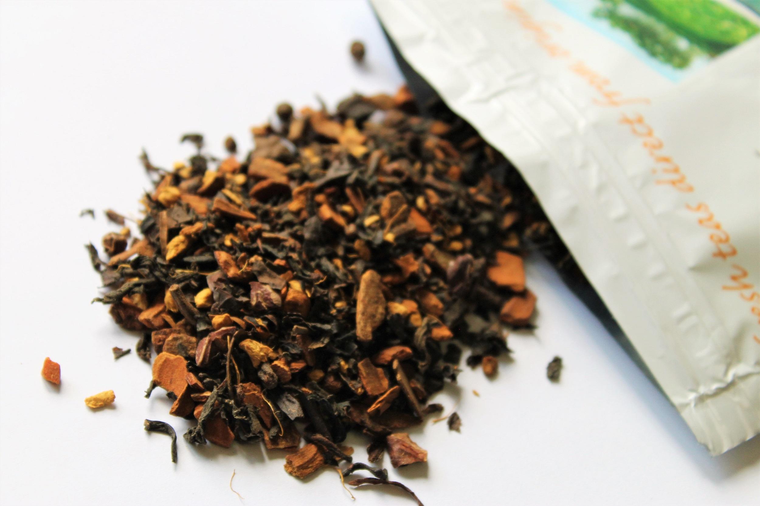 adagio loose leaf chai