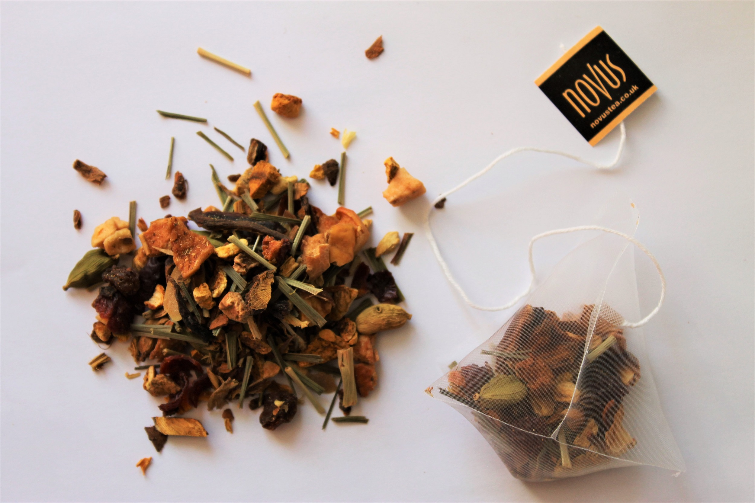 herbal grape tea