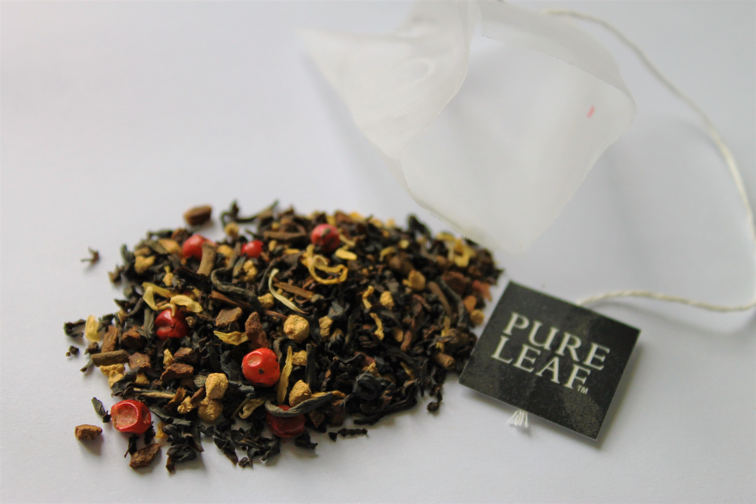 pink peppercorn tea