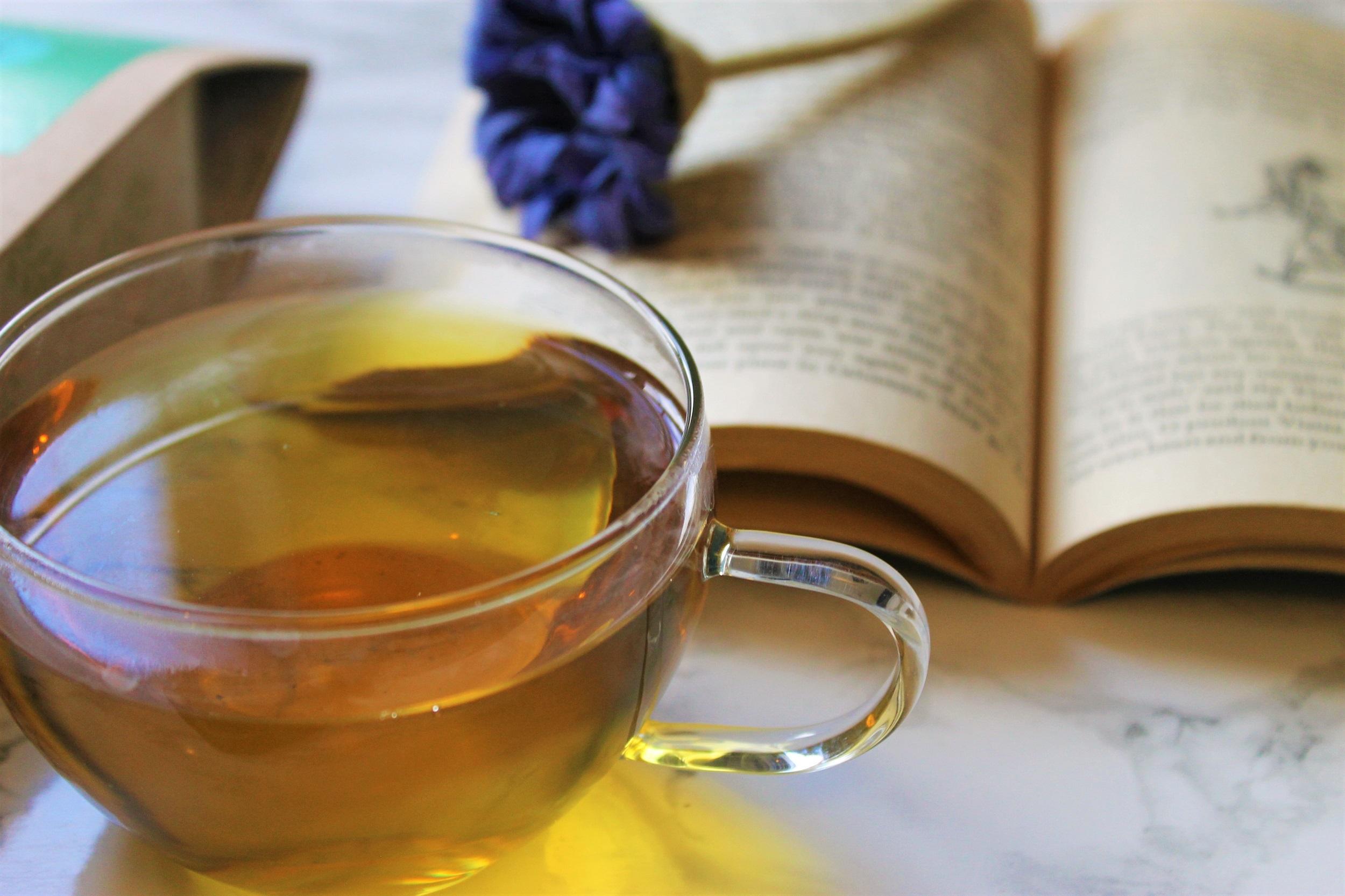 bion peppermint tea book
