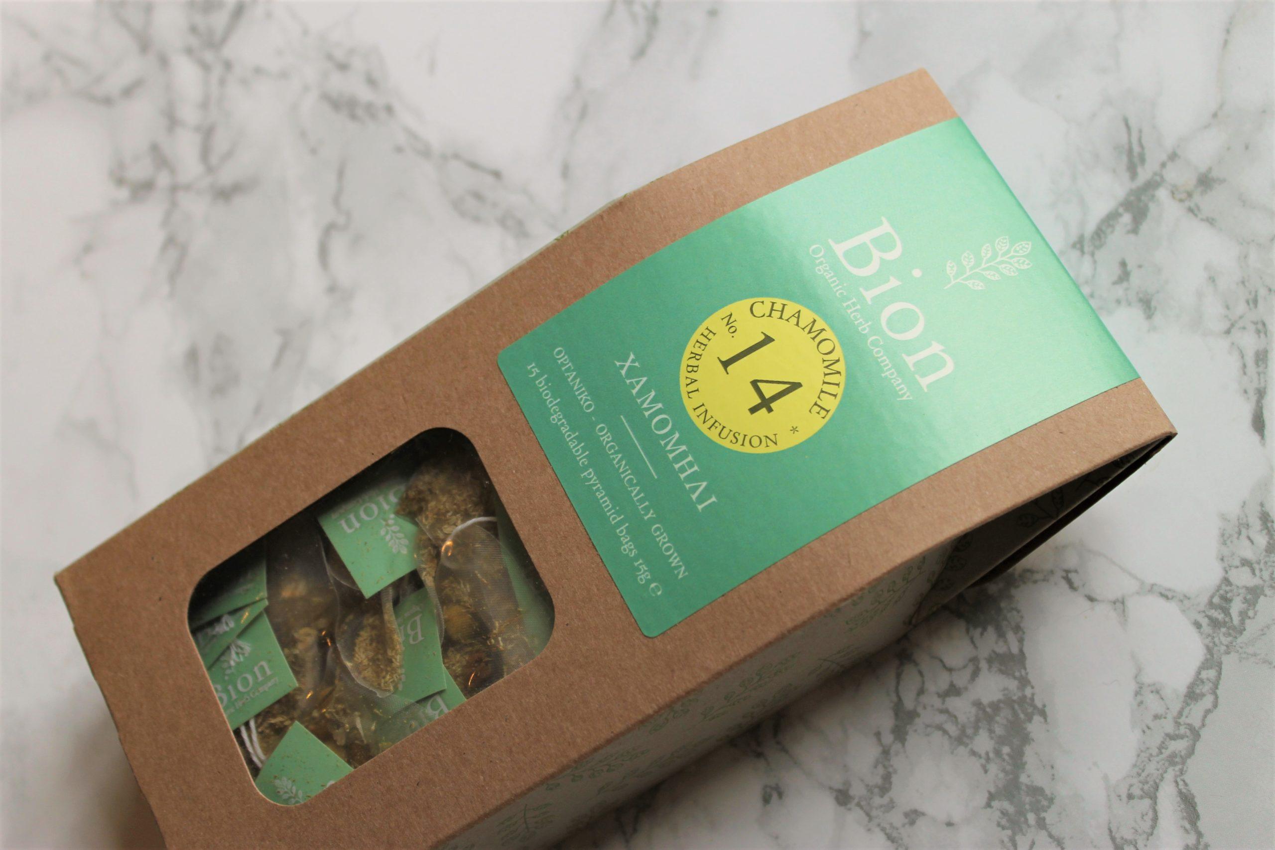 bion organic herb company chamomile