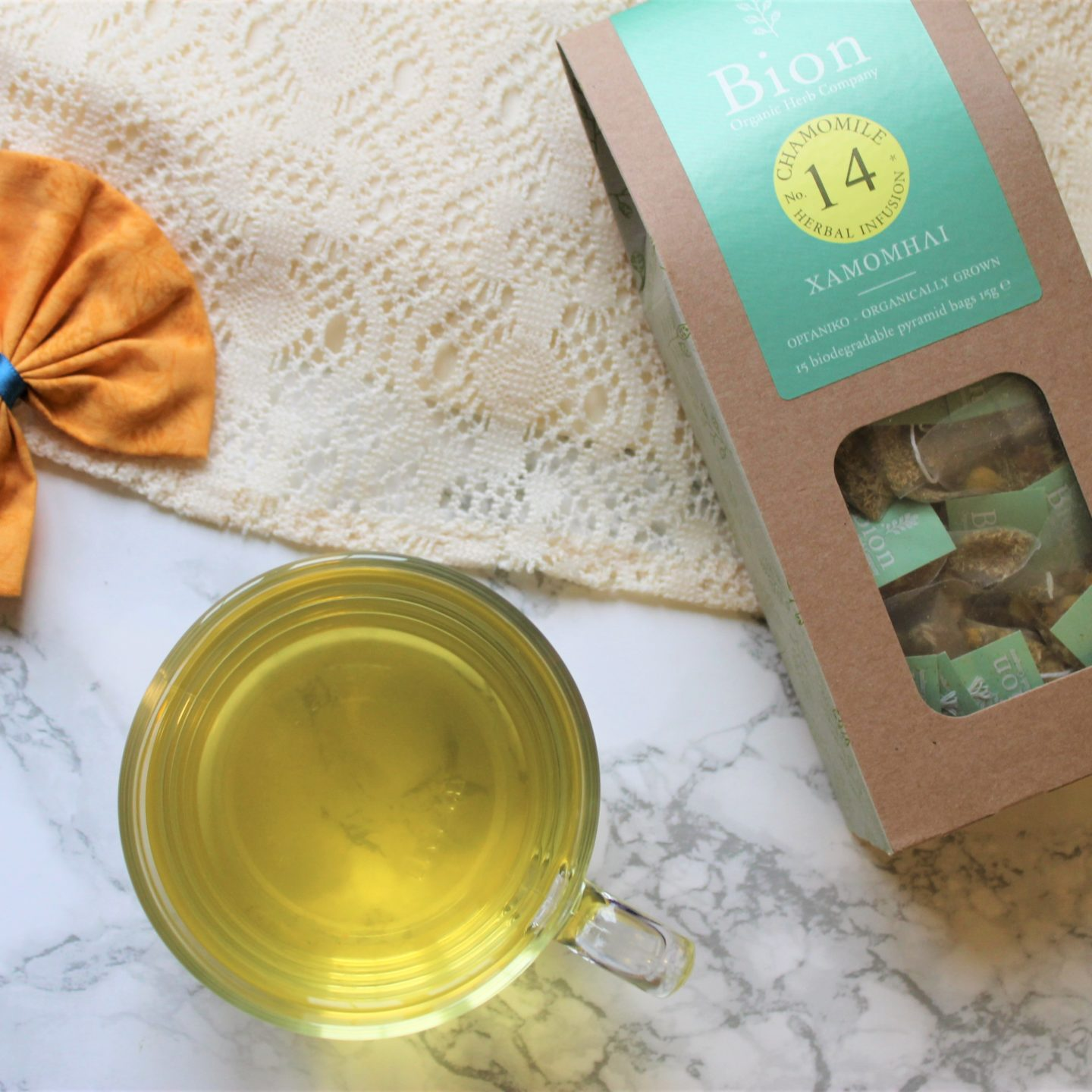 Bion Chamomile Tea Review
