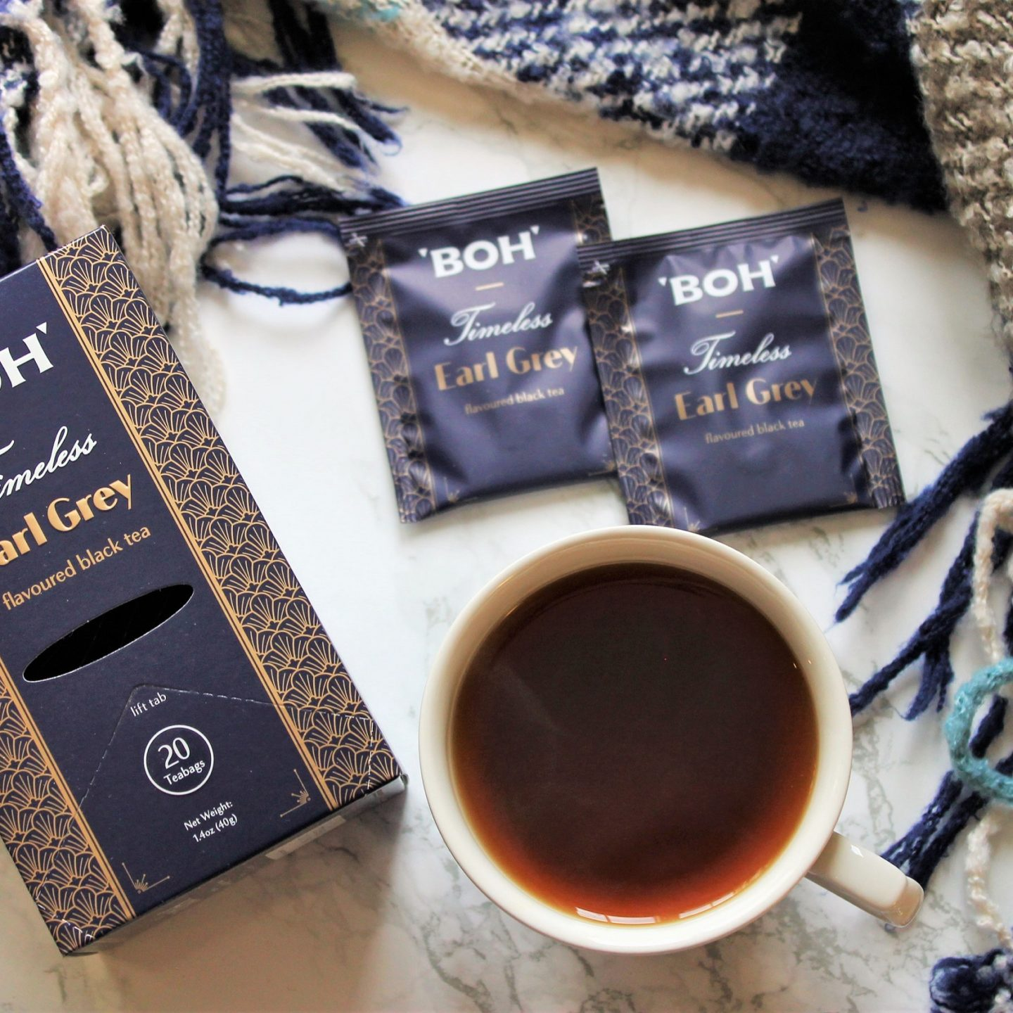 BOH Earl Grey Tea Review