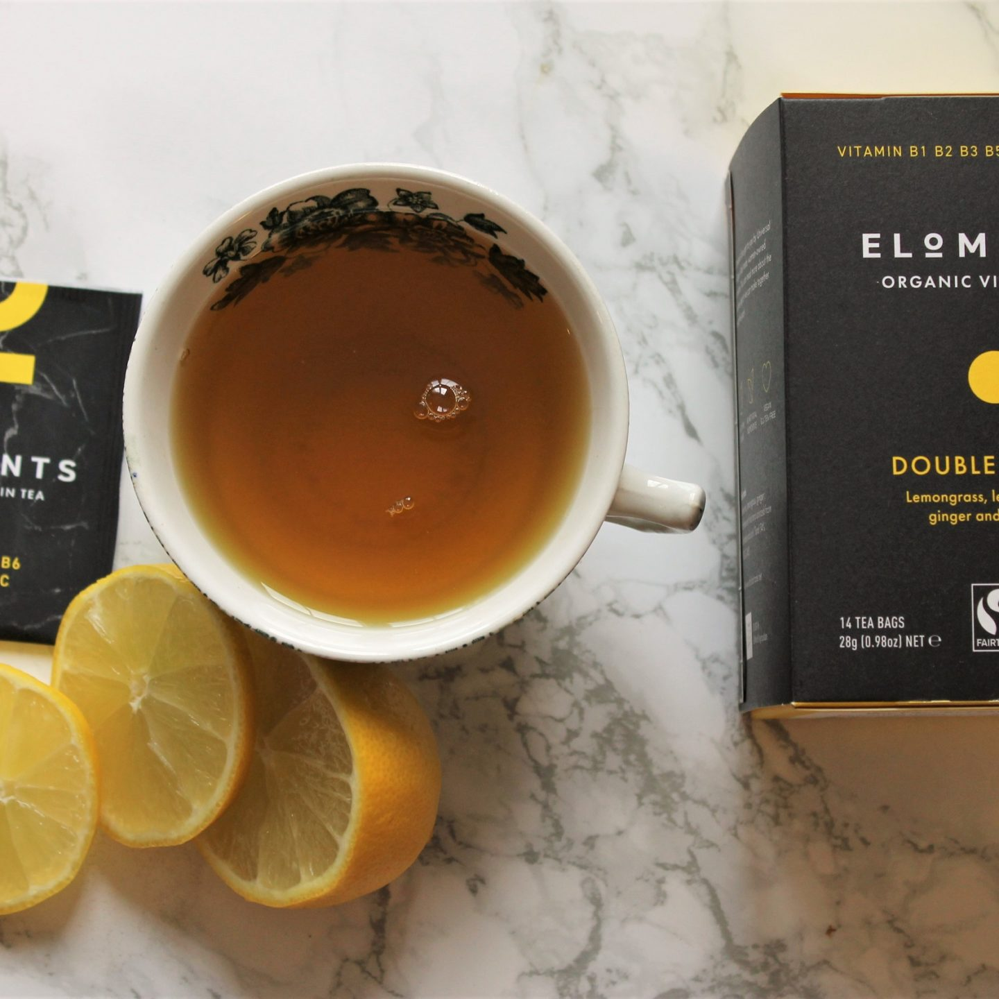Eloments Double Lemon Tea Review