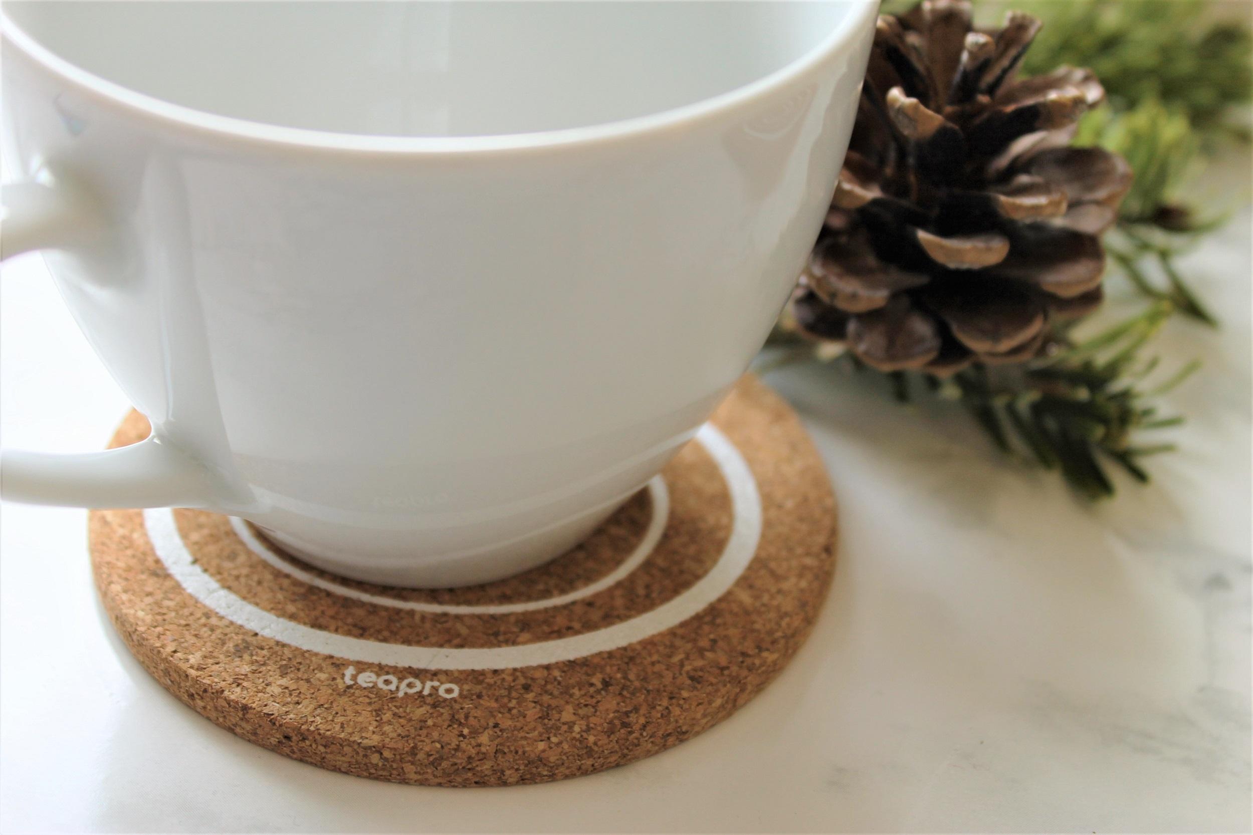 teapro cork coaster