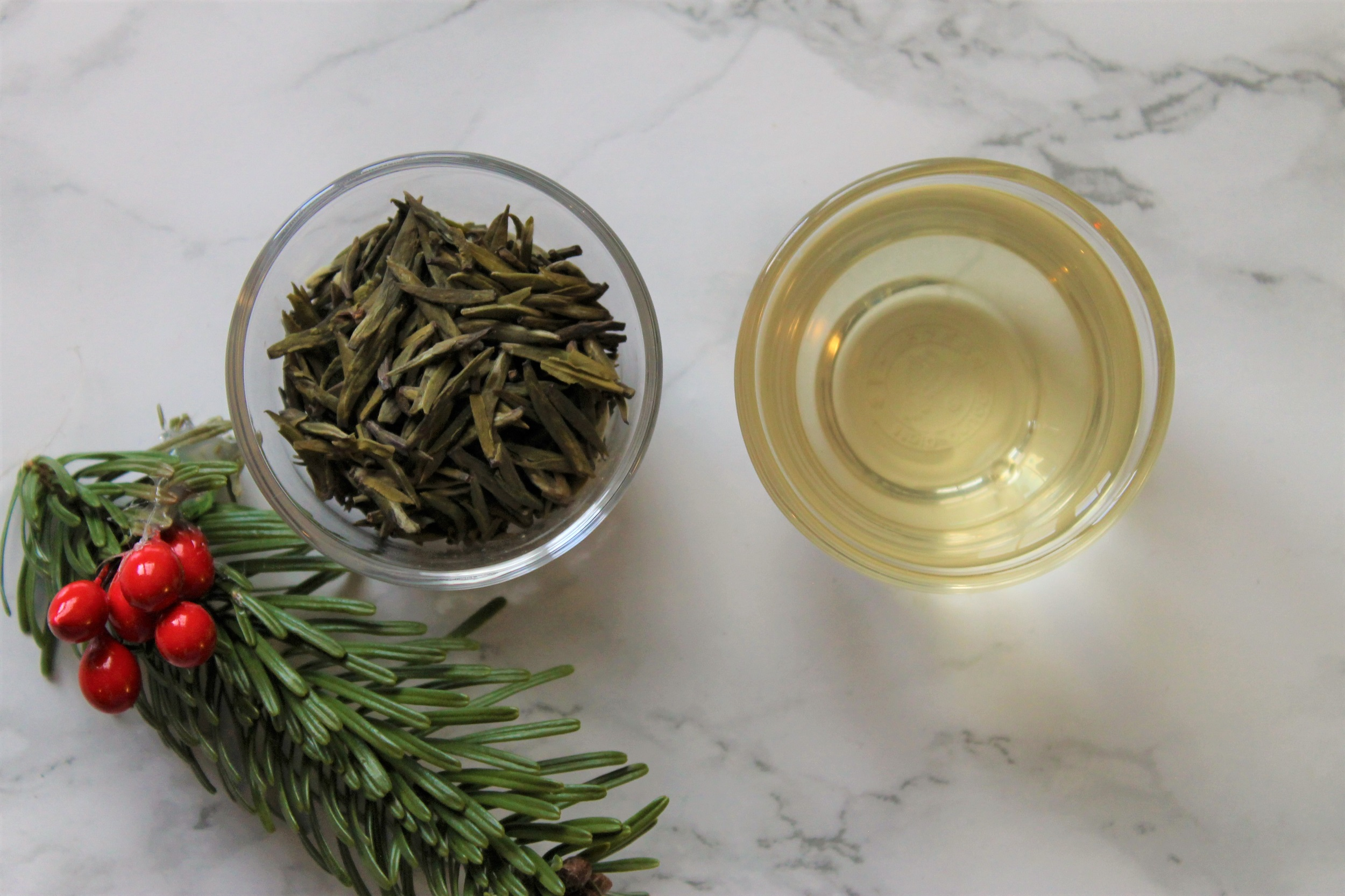 Organic Supreme Meng Ding Yellow Buds Tea