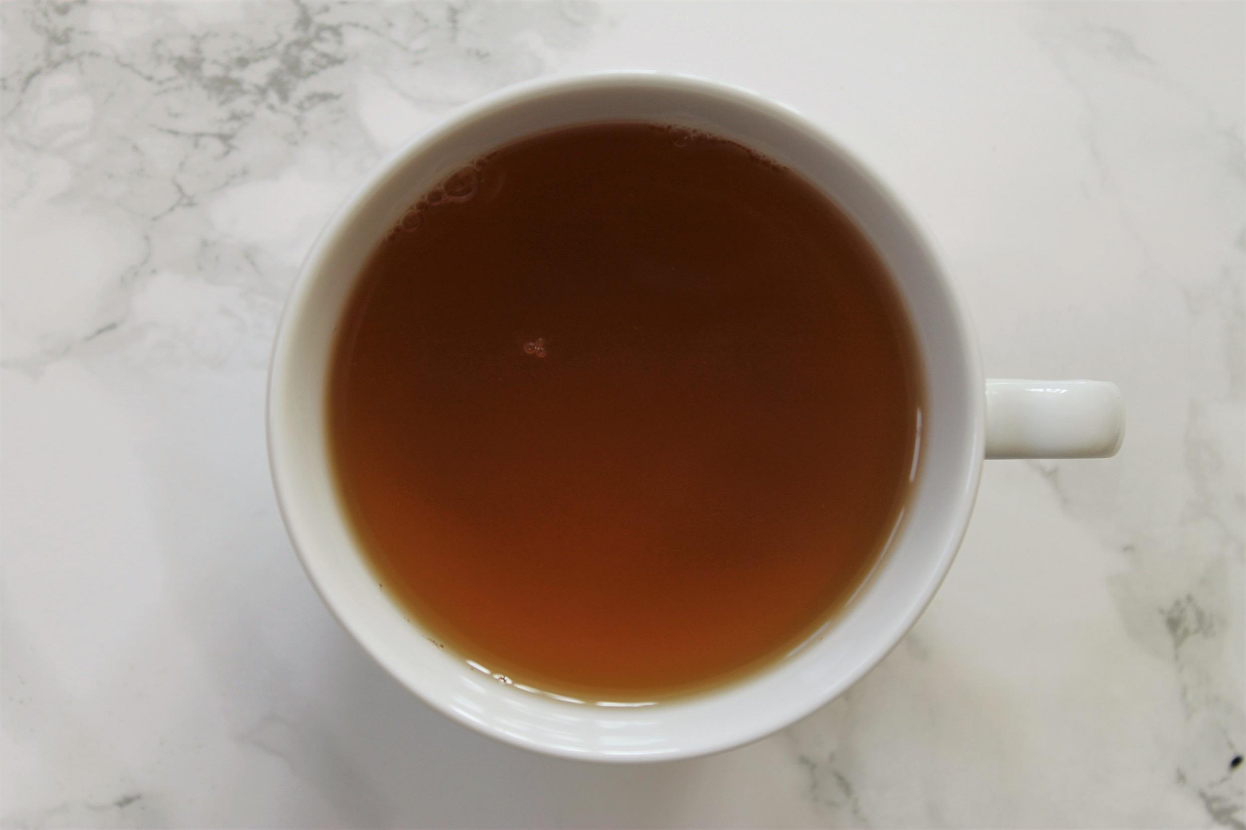 basilur green tea with coffee