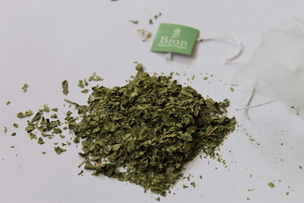 loose lemon verbena herb