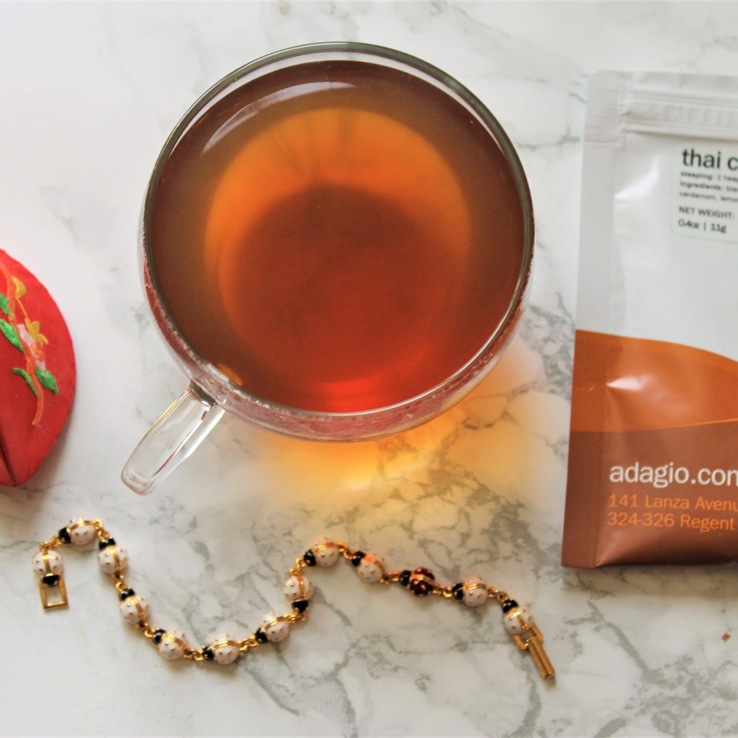 Adagio Thai Chai Tea Review