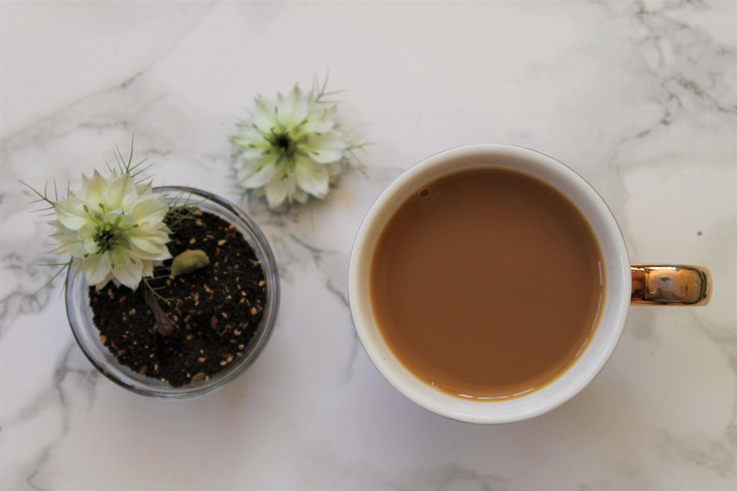 organic traditional masala chai