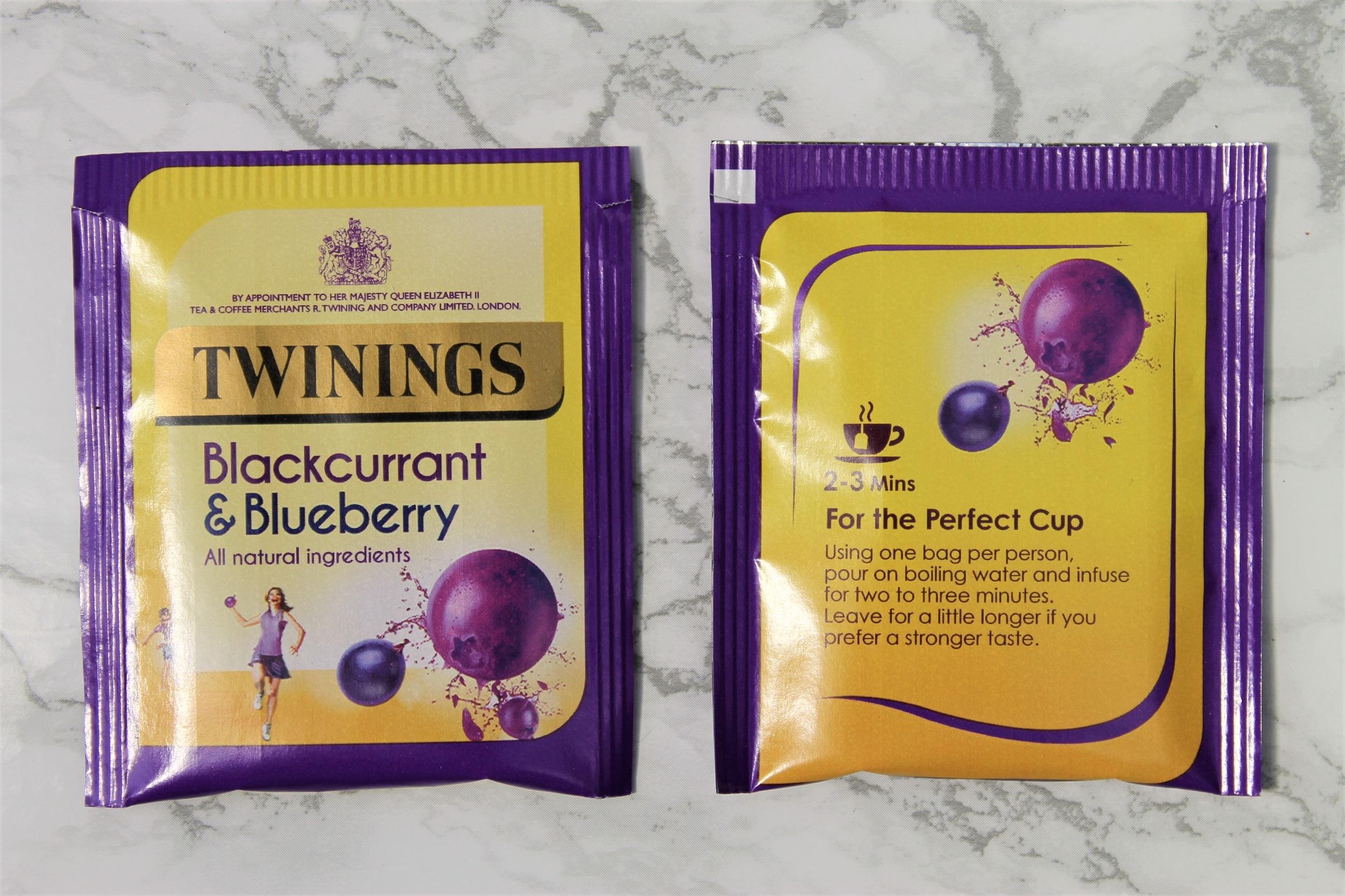 blueberry blackberry teabags