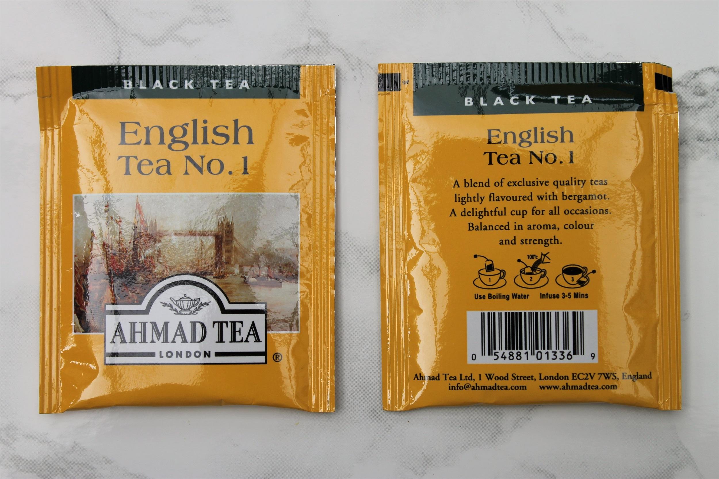 english tea no 1 teabag