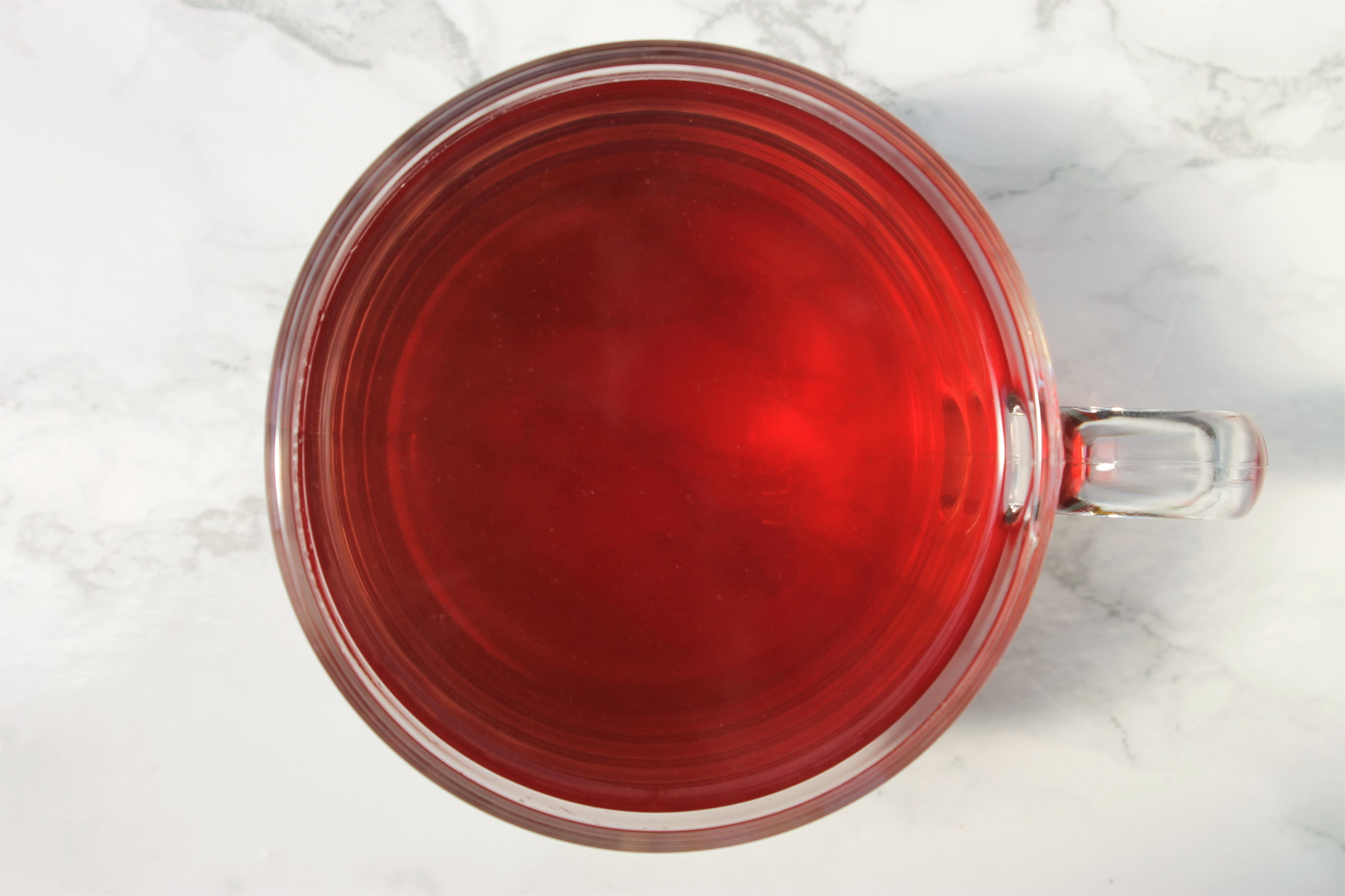 blackcurrant and blueberry red tea