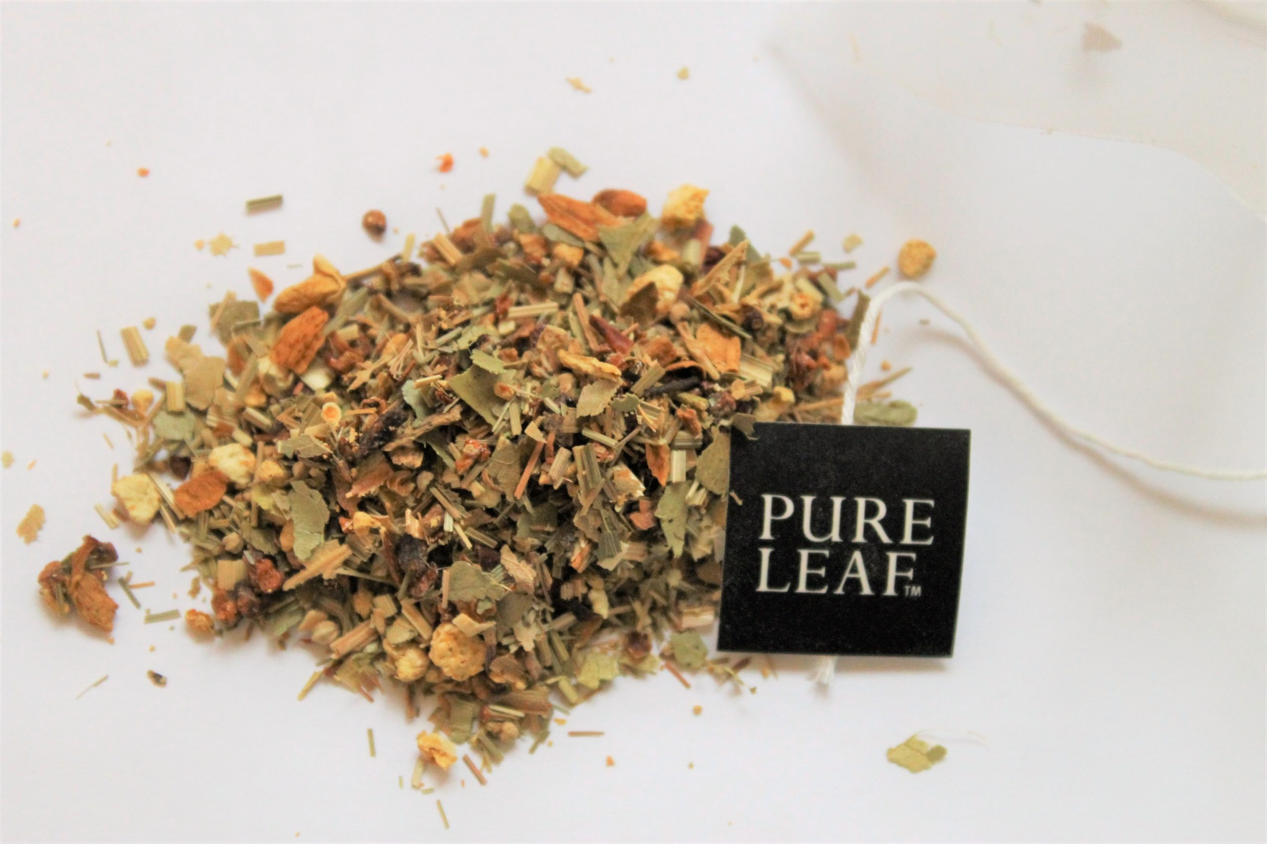 pure leaf ginger tea