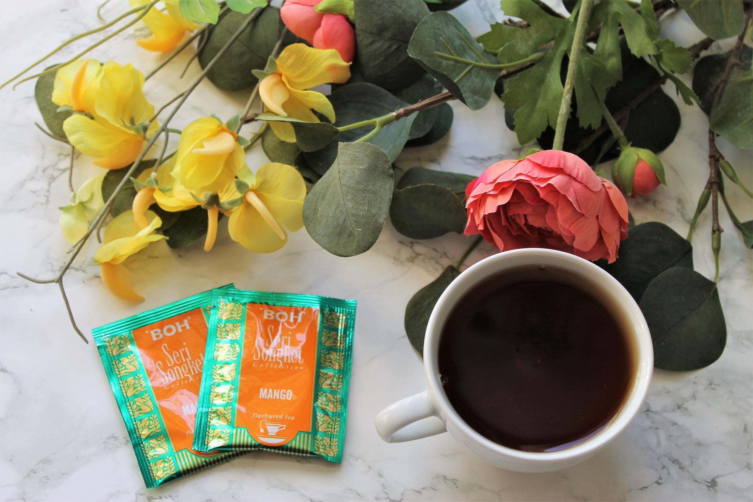 BOH Mango Tea Review