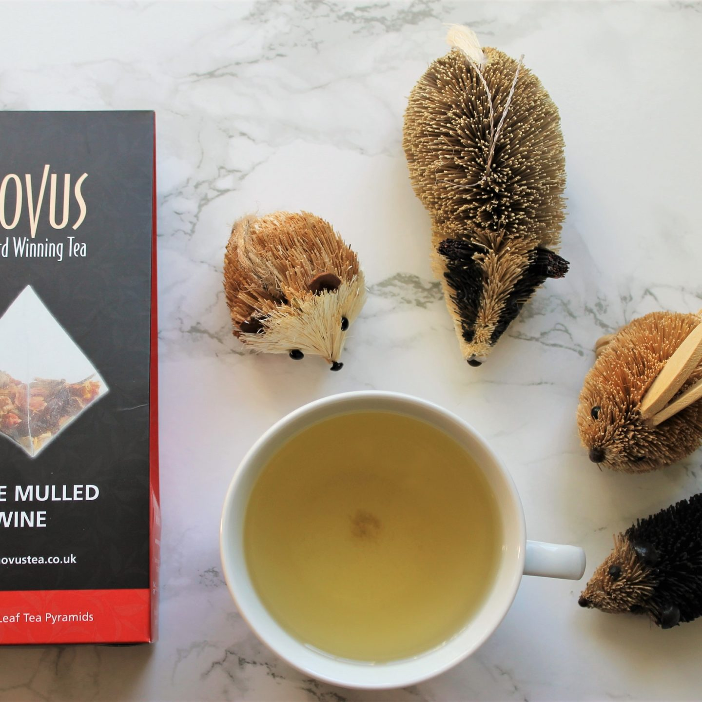 Novus White Mulled Wine Tea Review