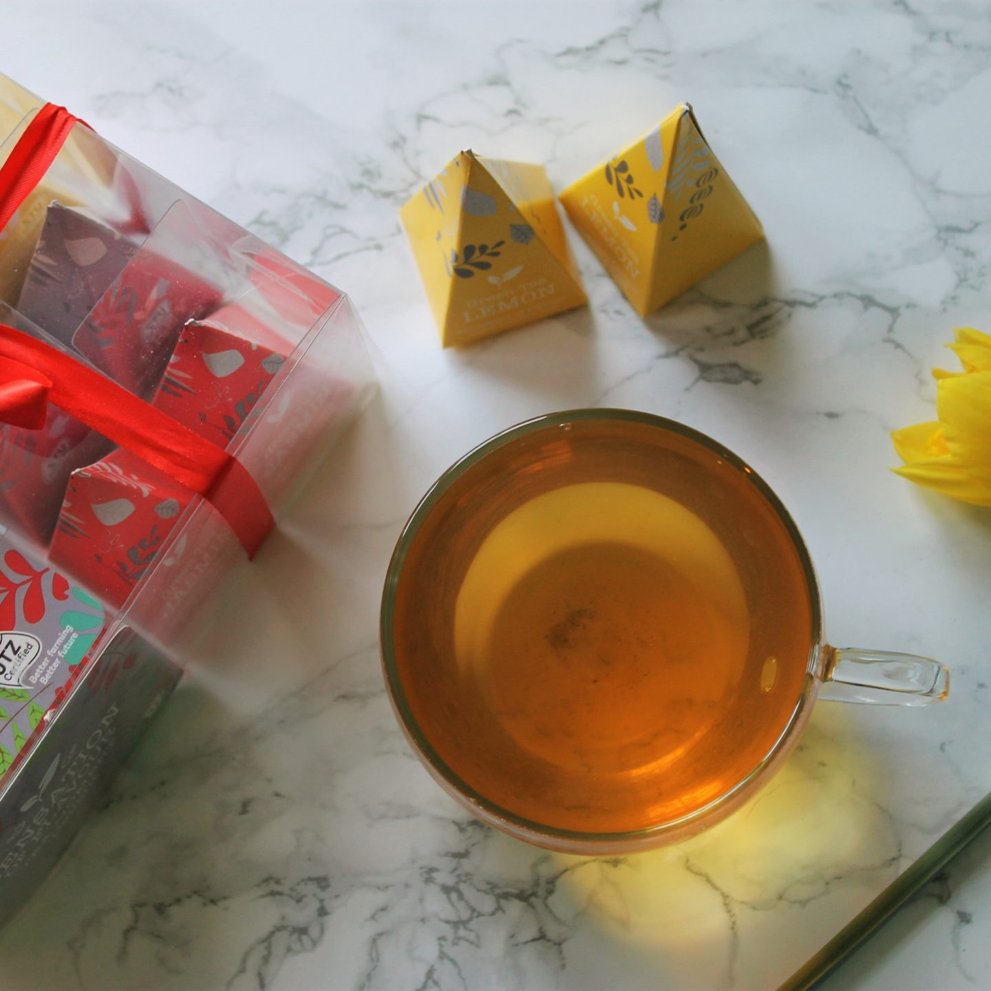 Becky's from Holland Green Tea Lemon Review