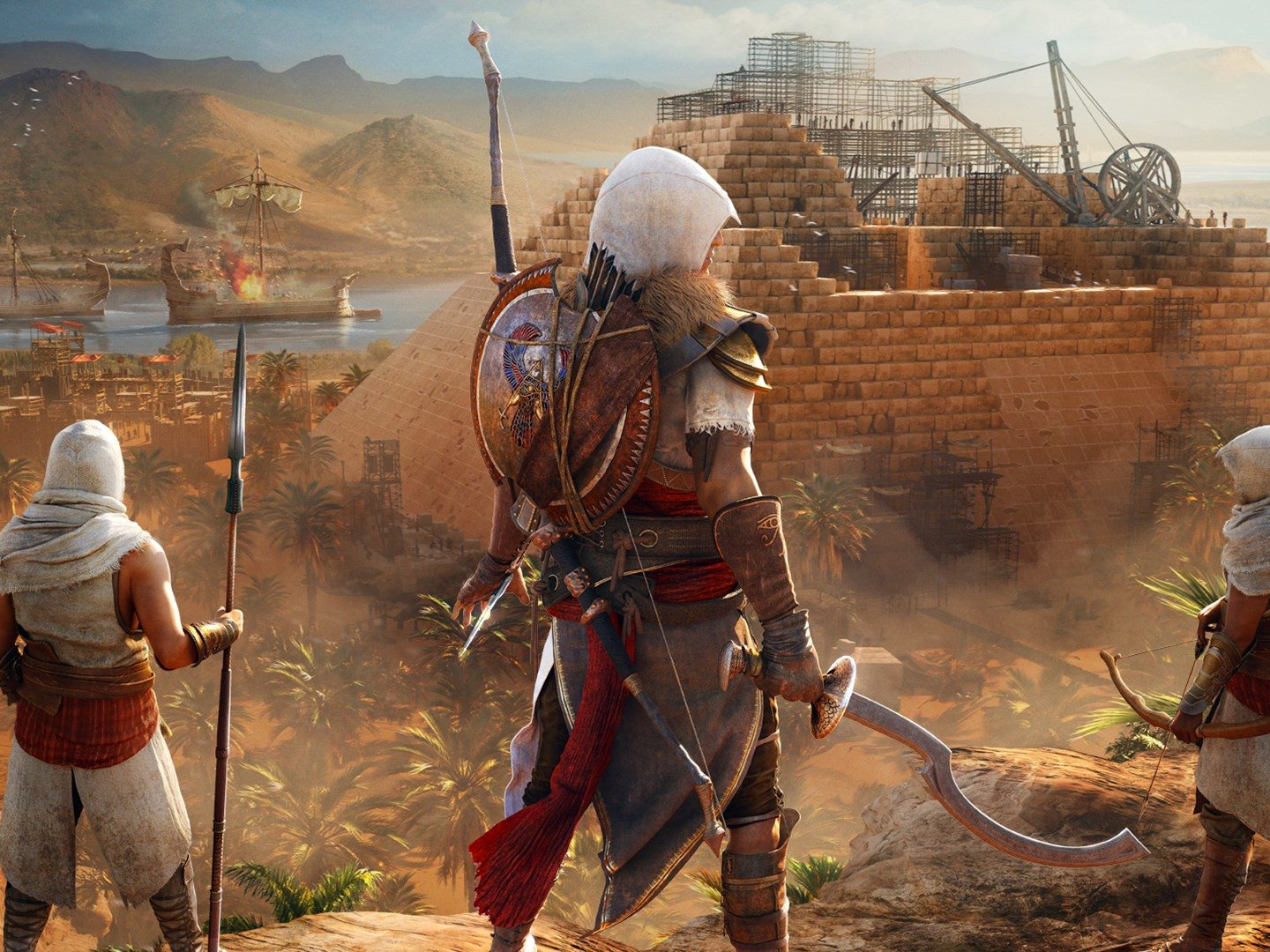 Assassin's Creed Origins: Downloadable Content (DLC) Review