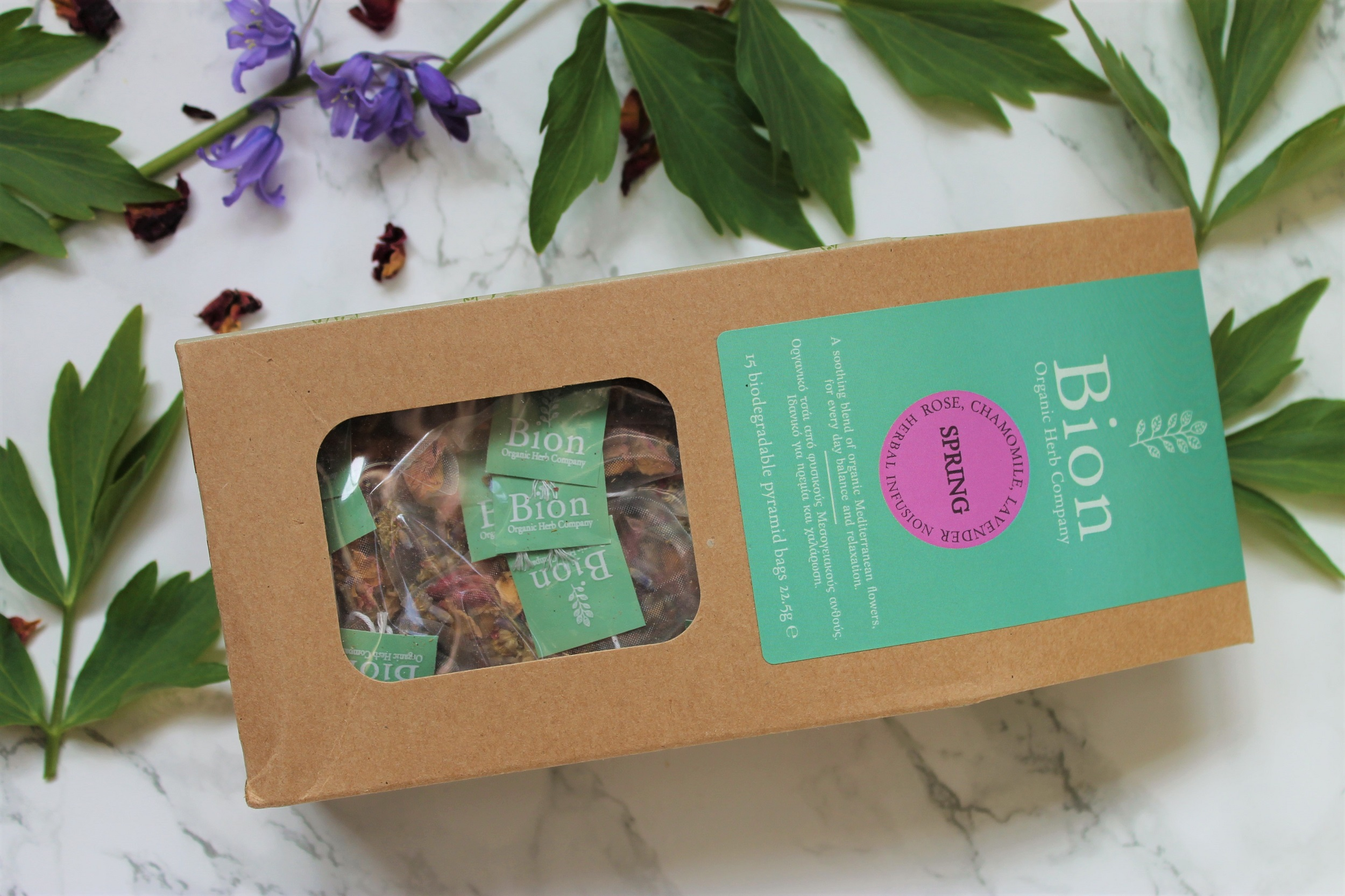 bion floral infusion