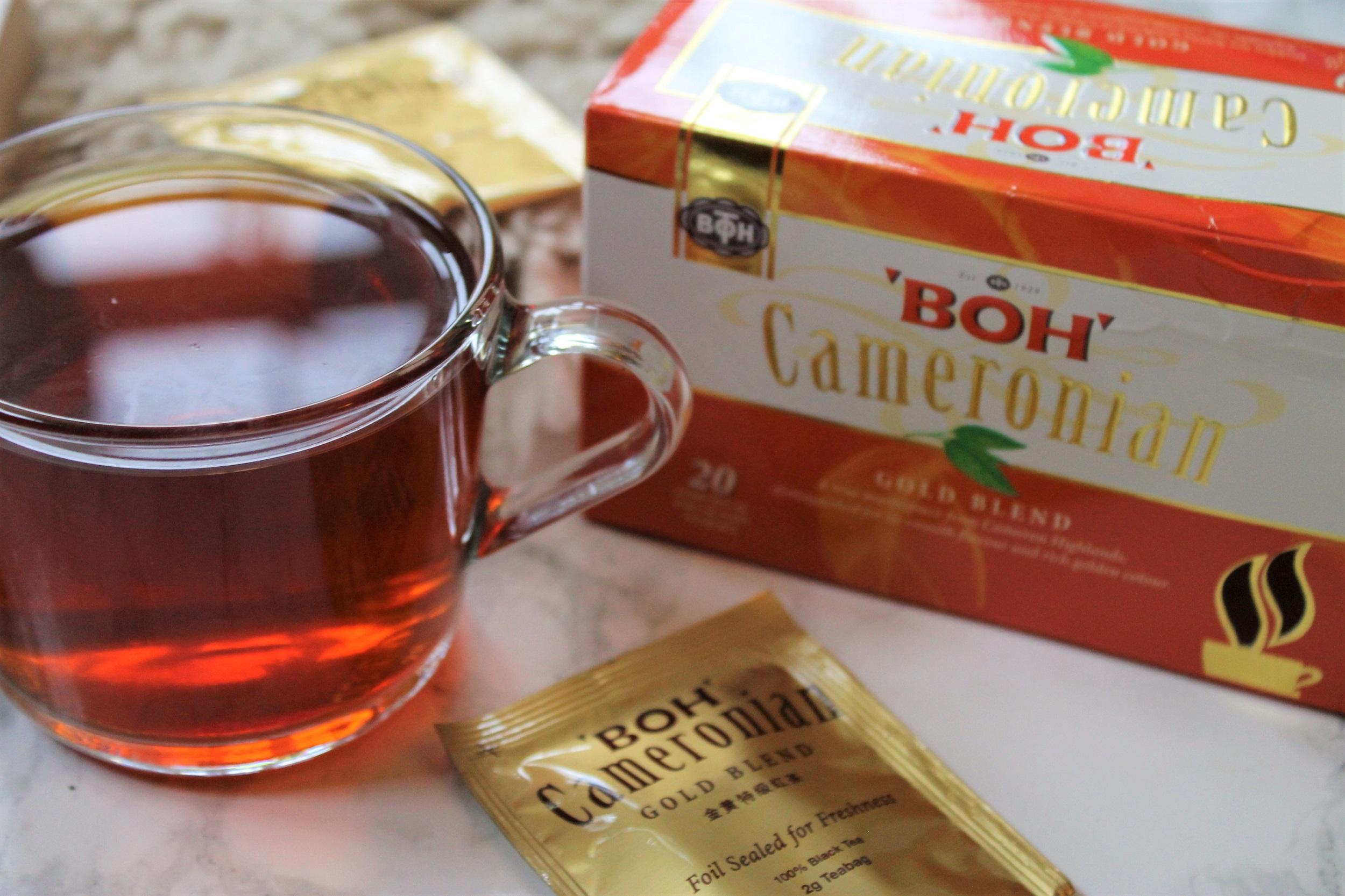 boh tea malaysia cameronian gold blend