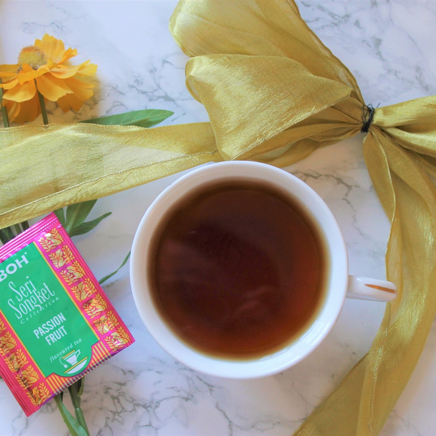 BOH Passion Fruit Tea Review