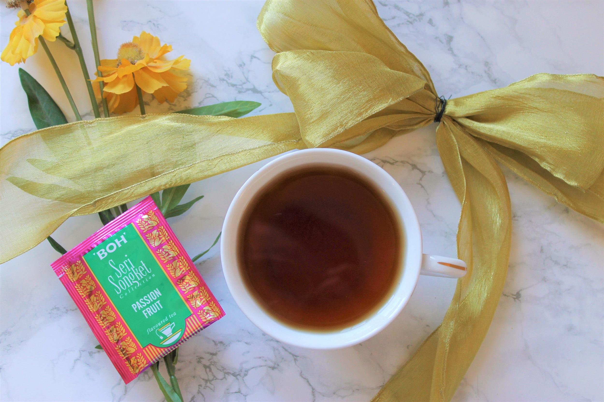 BOH Passion Fruit Tea Review
