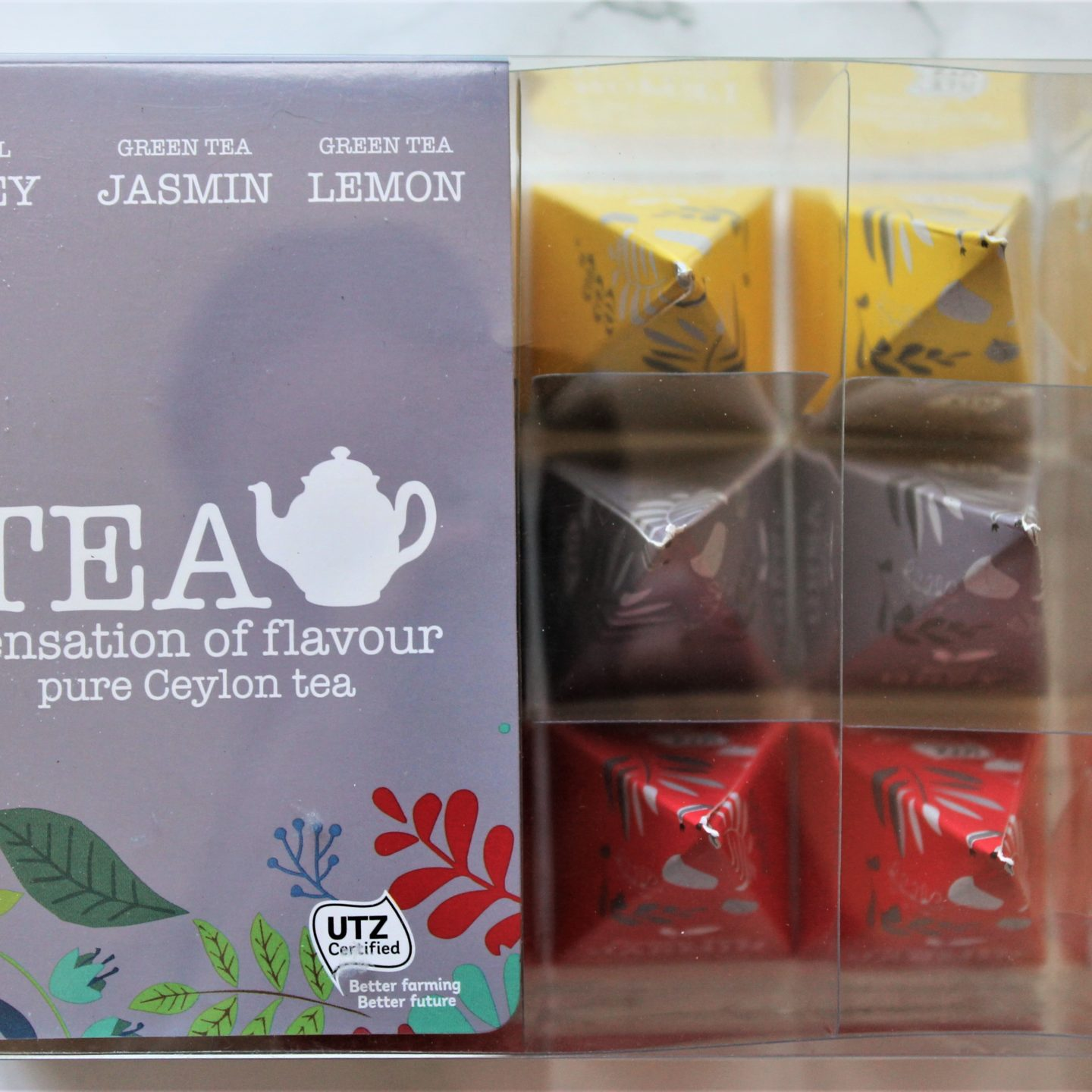 Tea Sensation of Flavour by Becky's from Holland