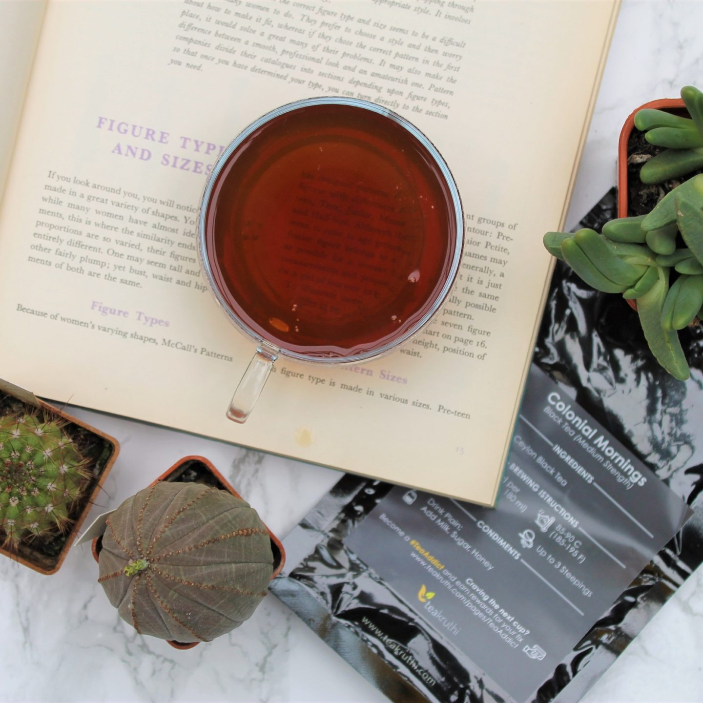 Teakruthi Colonial Mornings Tea Review