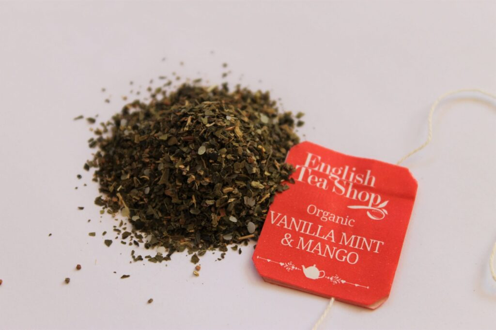 ets organic green tea