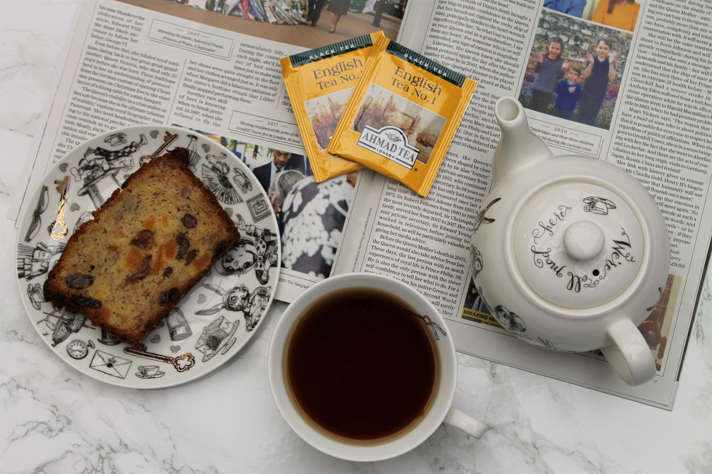 Ahmad English Tea No. 1 Tea Review
