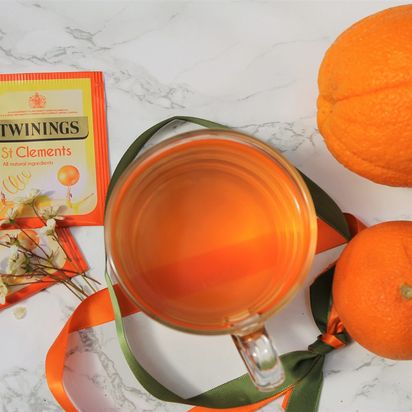 Twinings St Clements Tea Review