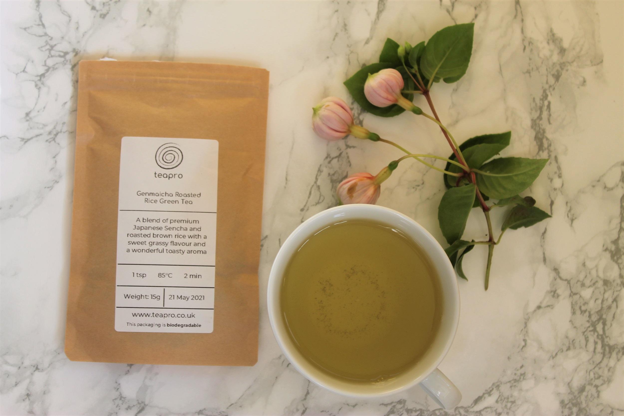 magic genmaicha tea subscription