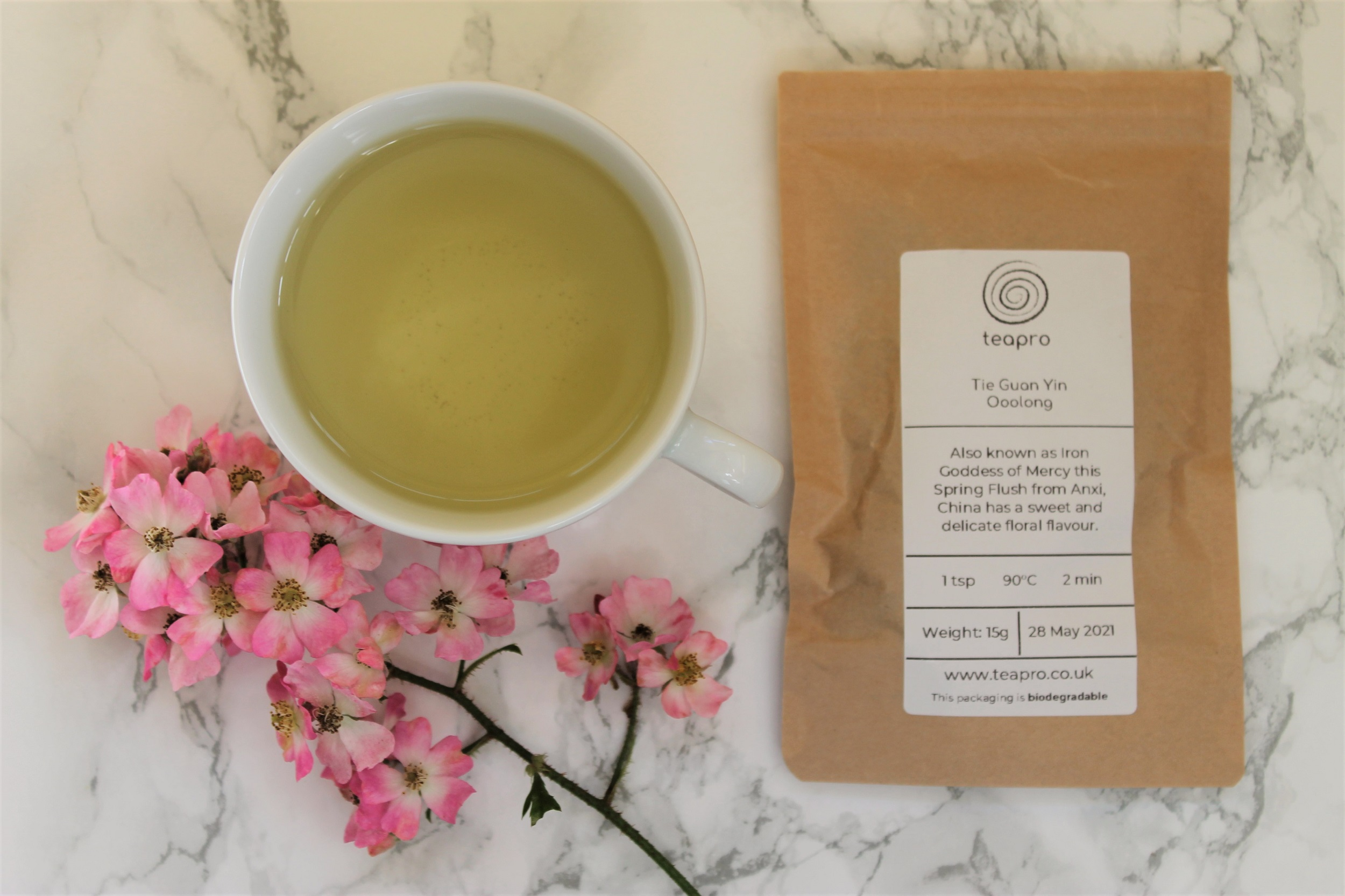 iron goddess oolong tea review
