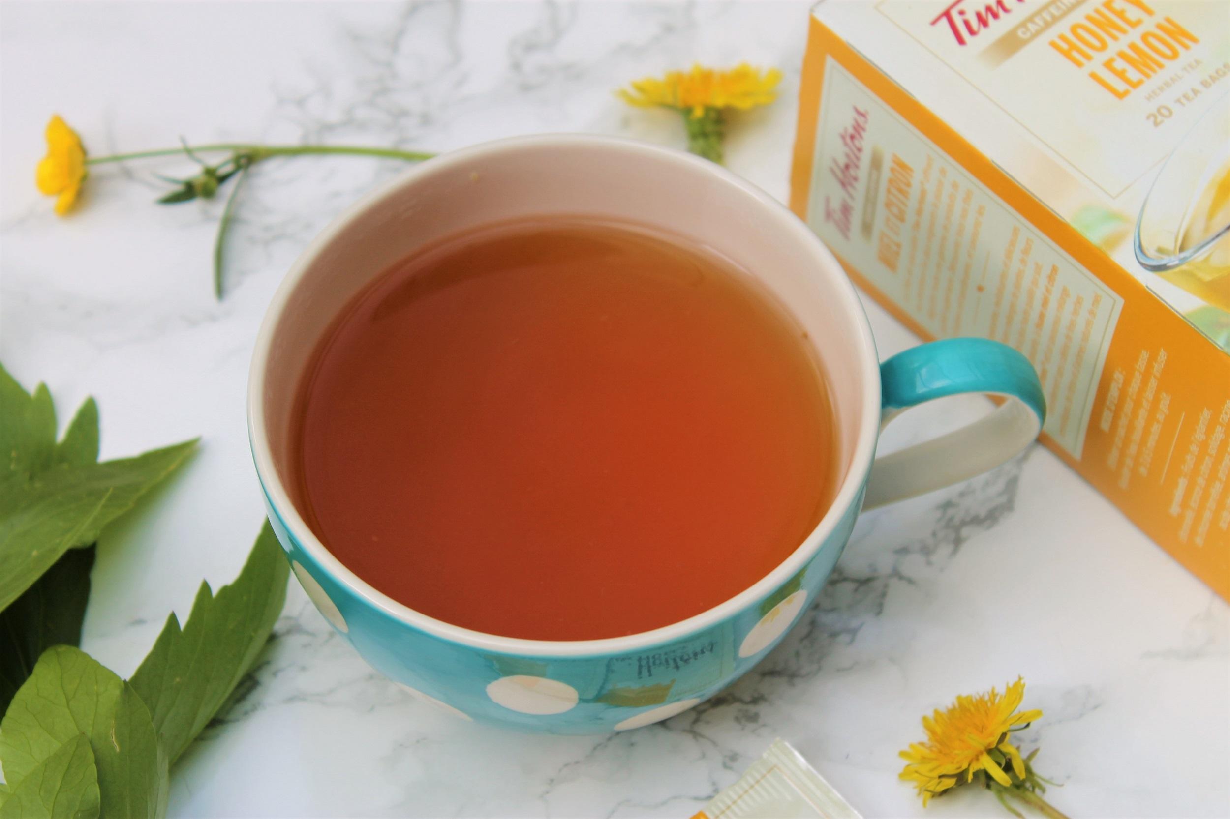 tim hortons herbal tea