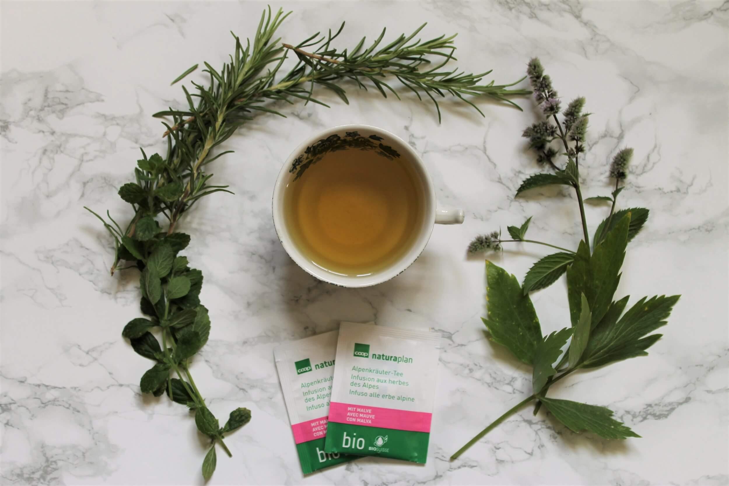 Naturaplan Organic Alpine Herbal Tea with Mallow Review