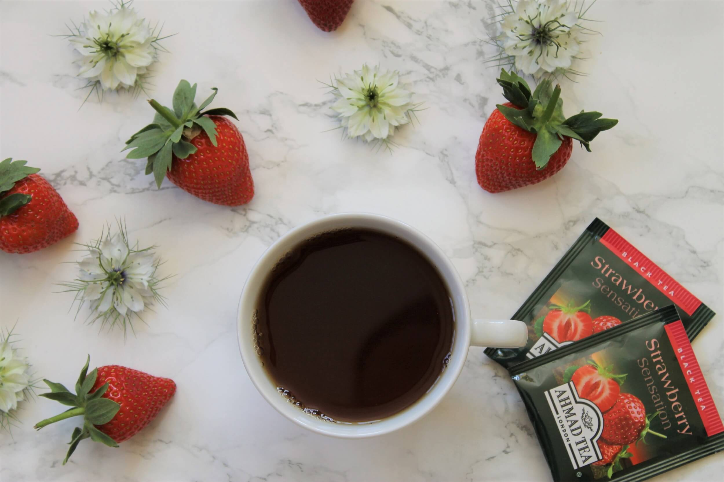 Ahmad Tea Strawberry Sensation Review
