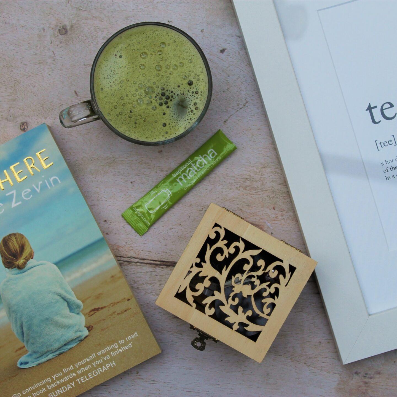 Adagio Matcha Stick Traditional Tea Review