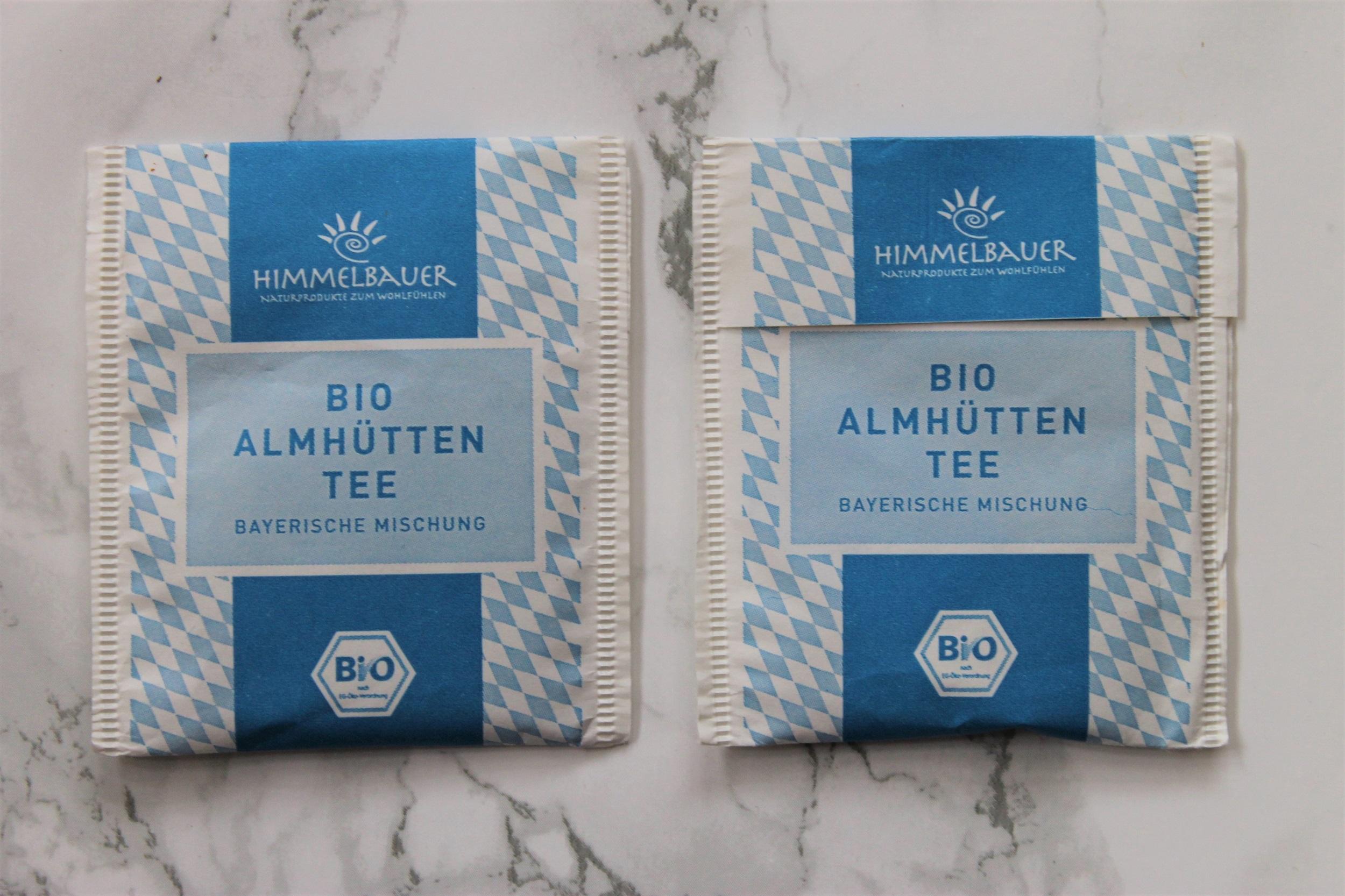 himmelbauer alpine teabags