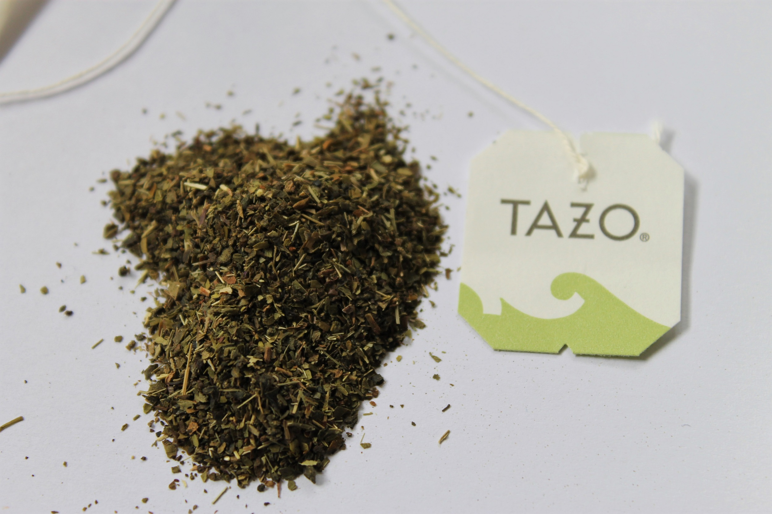 tazo green tea blend