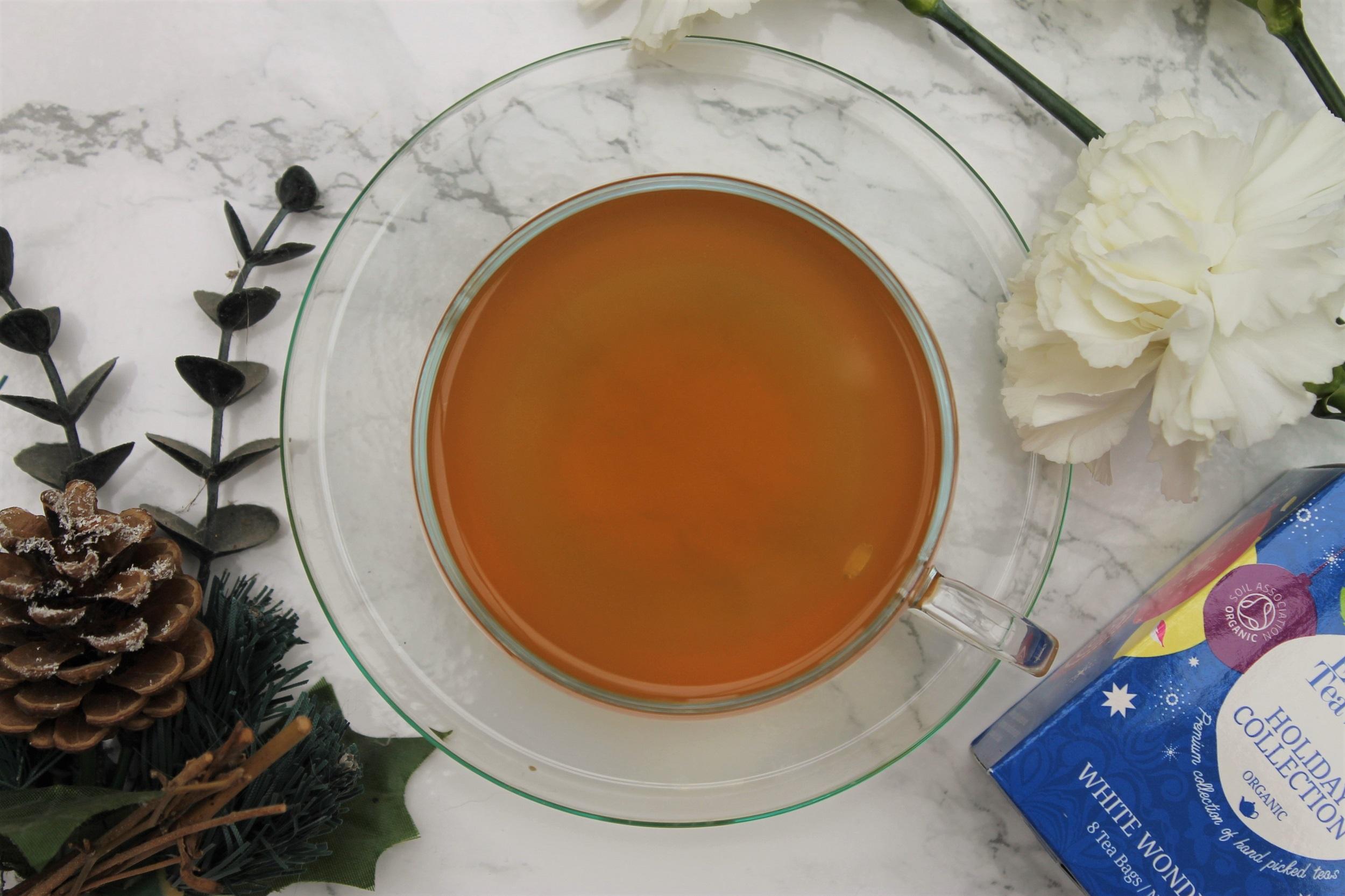 white tea chamomile blend