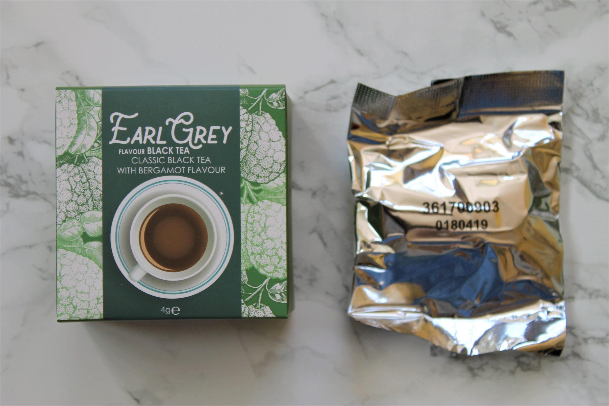 fosters earl grey tea