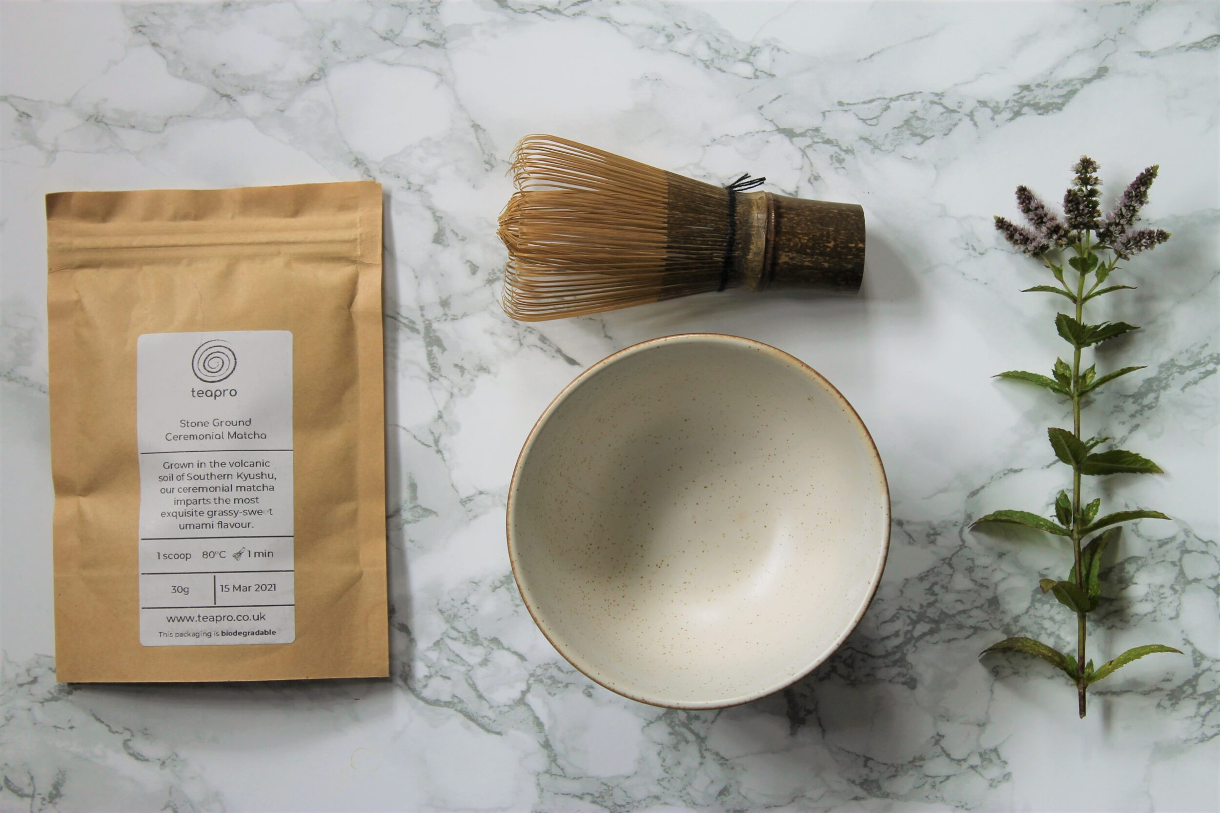 Teapro Subscription Box: 'Never Too Matcha' March 2020