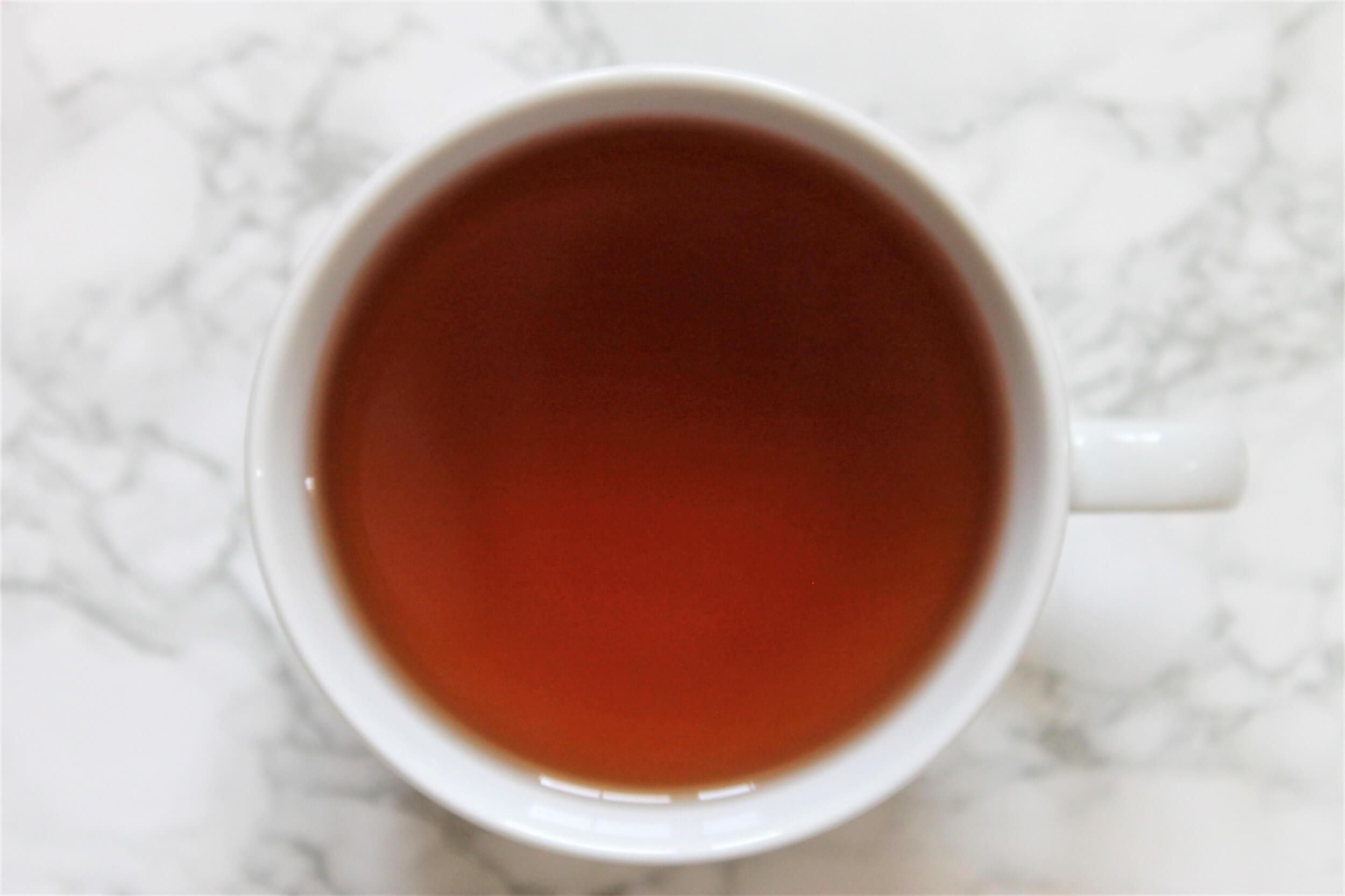 teekanne orange tea