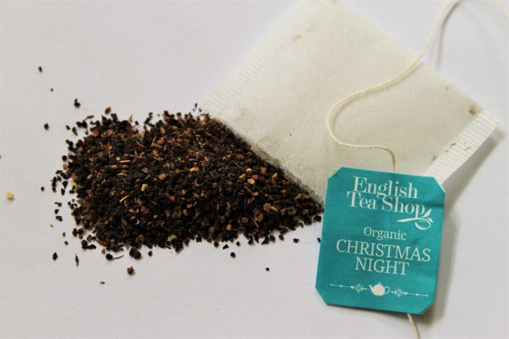 ets organic christmas night tea