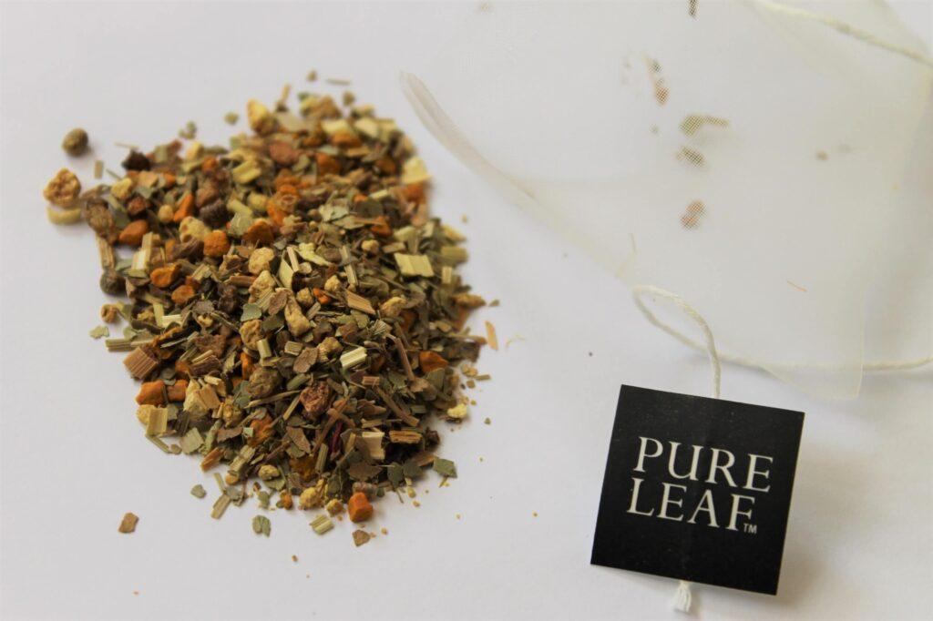 loose turmeric herbal tea