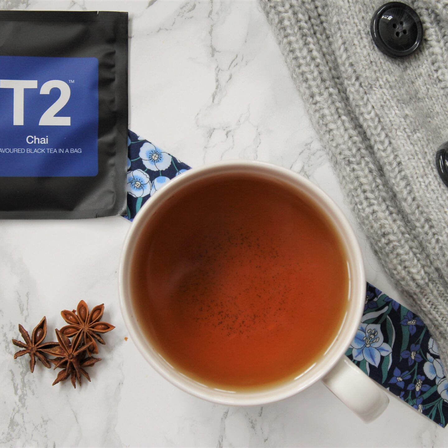 T2 Chai Tea Review