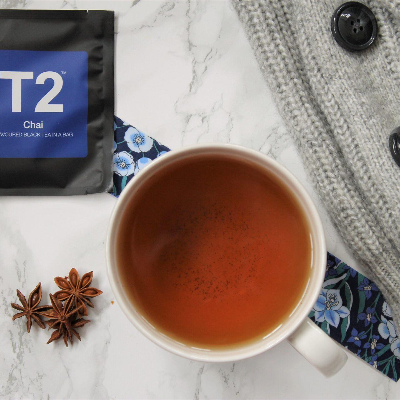 T2 Chai Tea Review