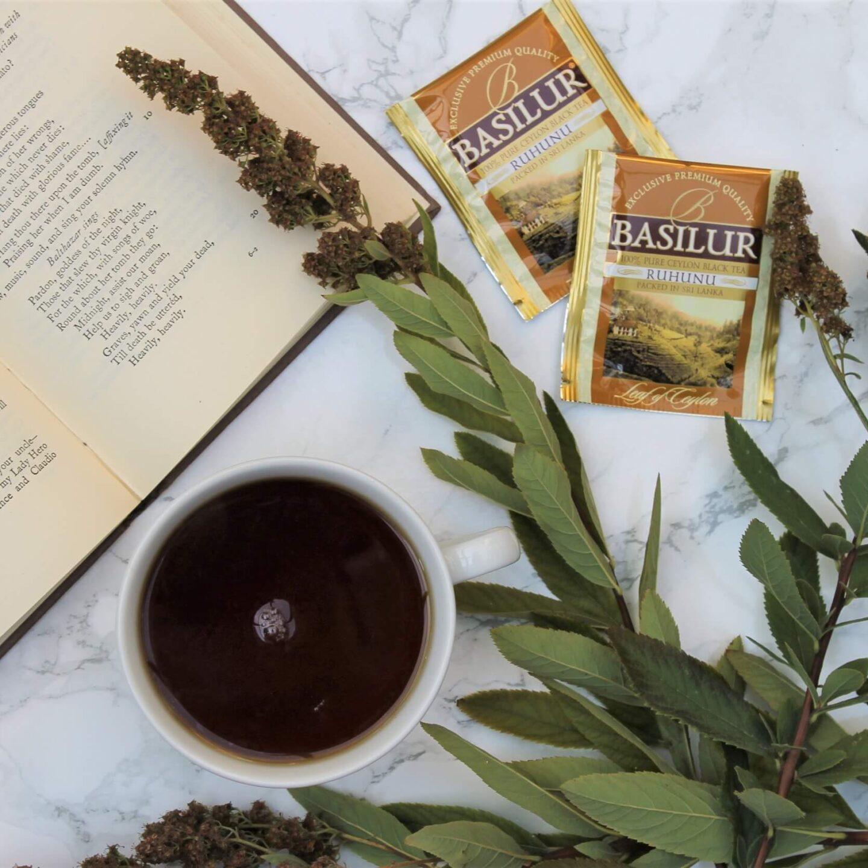 Basilur Ruhunu Tea Review