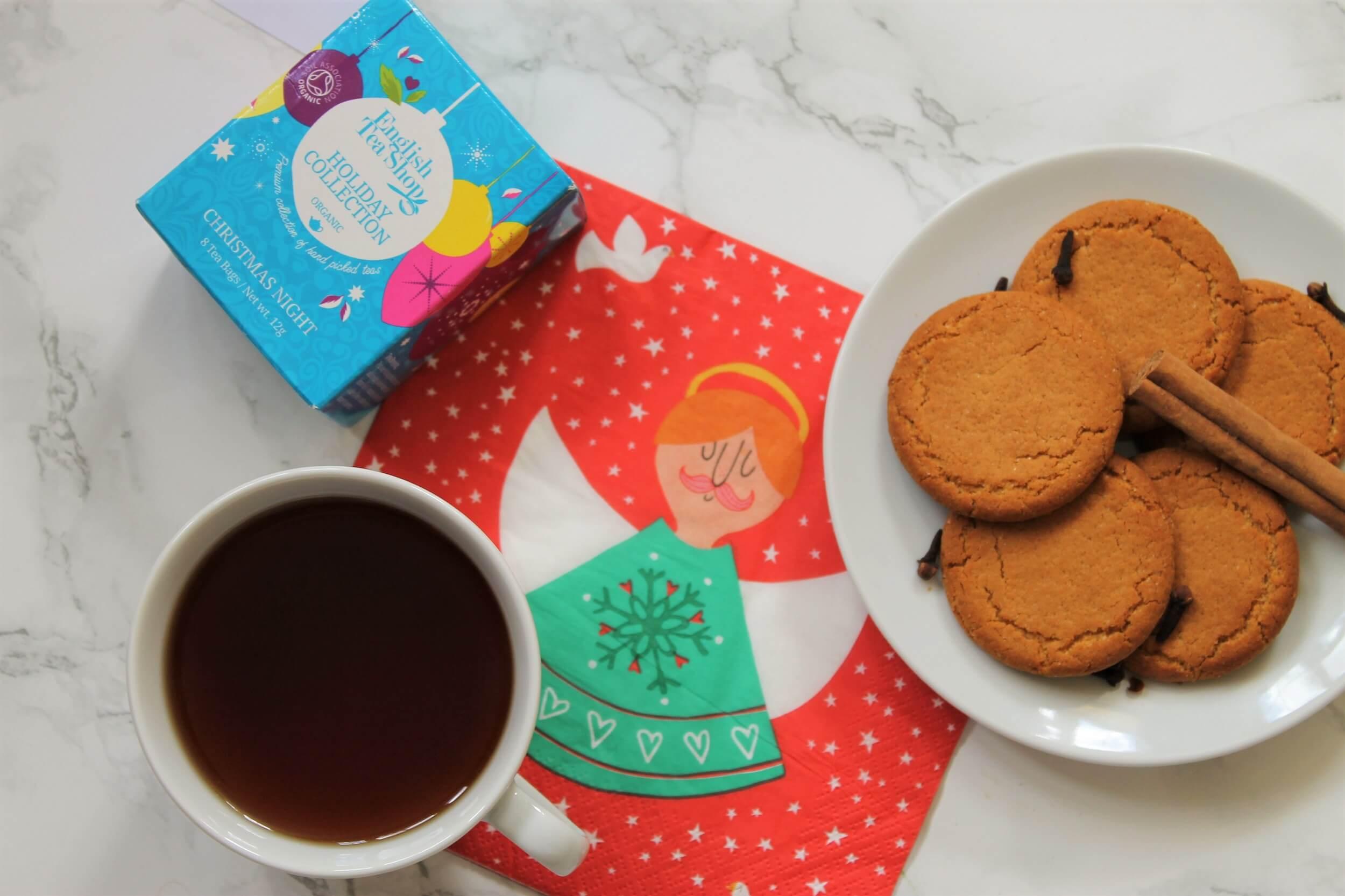 English Tea Shop Christmas Night Tea Review