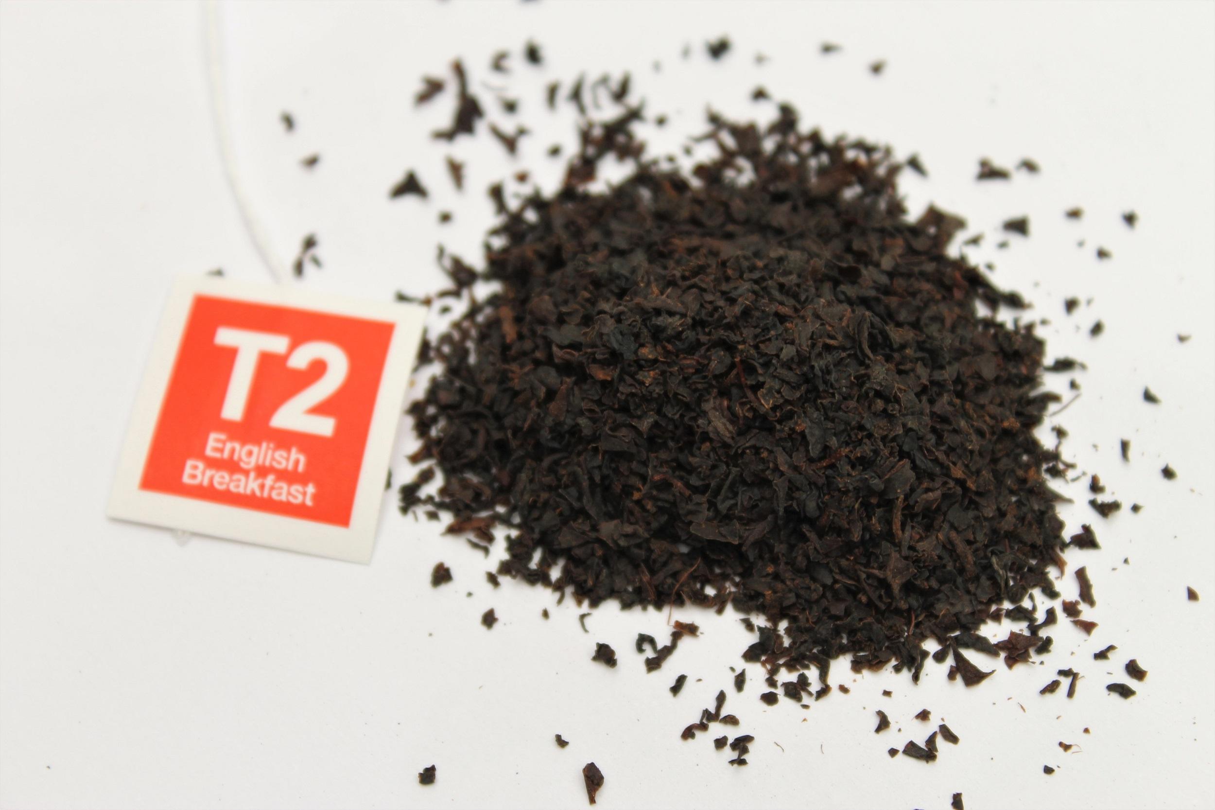 t2 loose leaf black tea